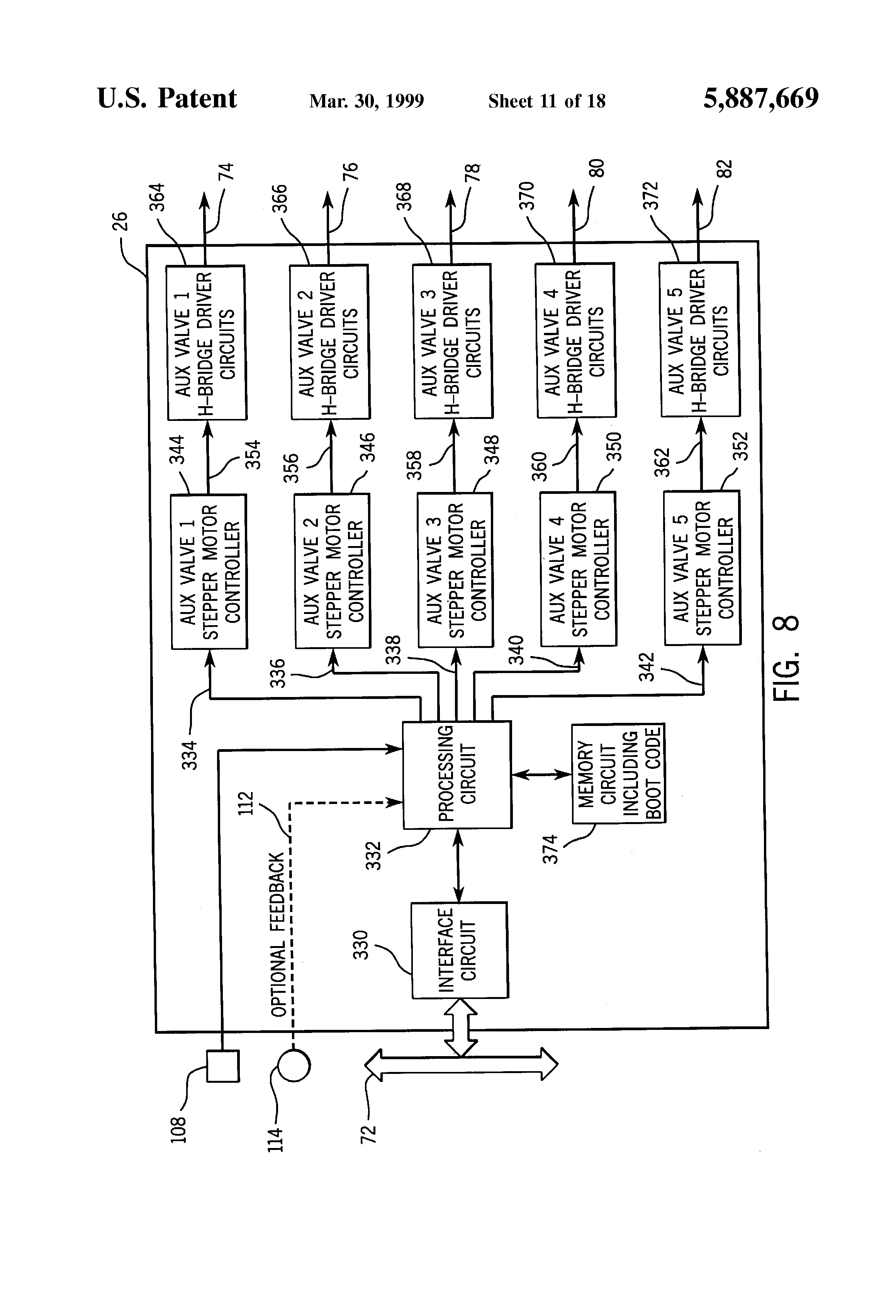 US5887669 on case tractor wiring diagram