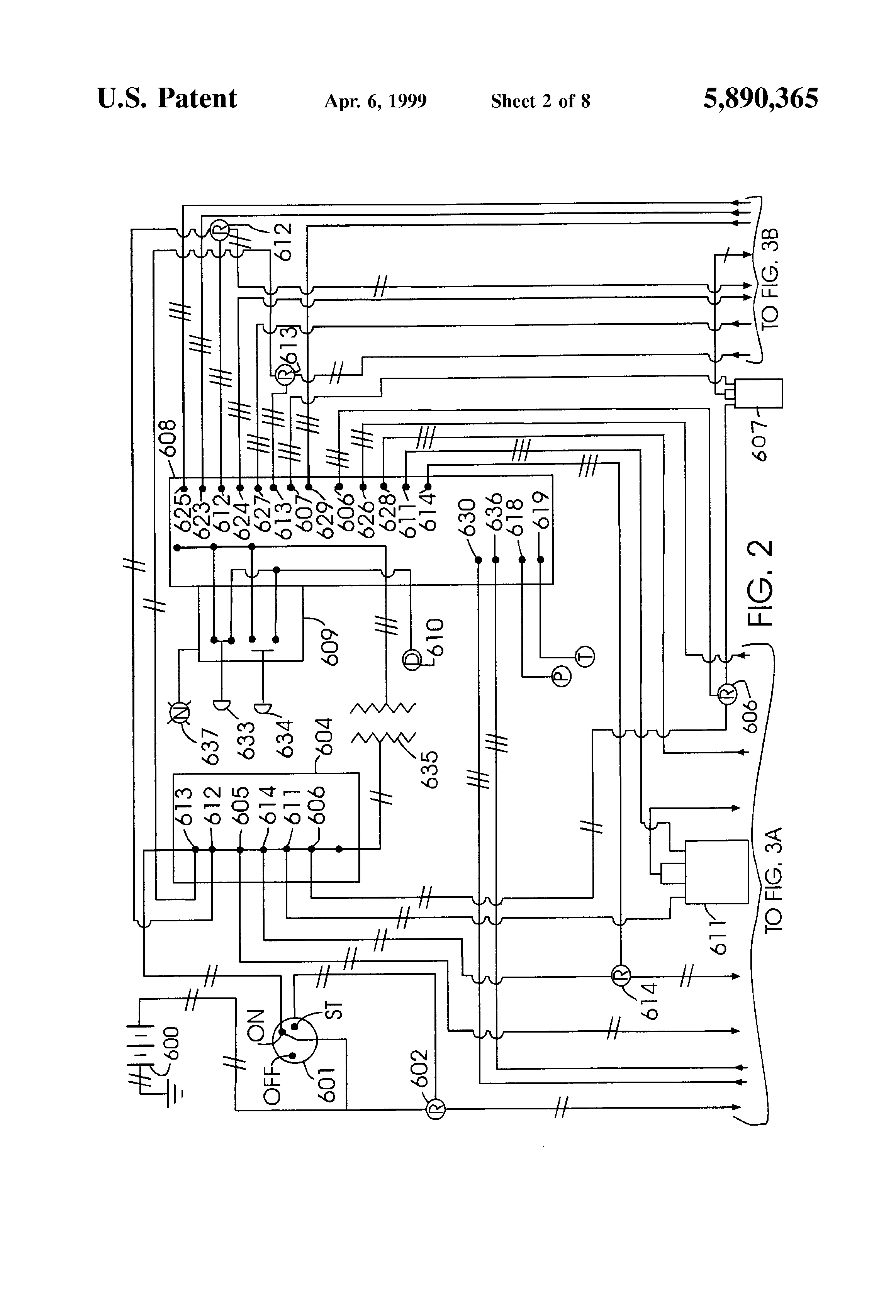 Patent US5890365 Internal combustion engine constant speed – Le9 Wiring Diagram