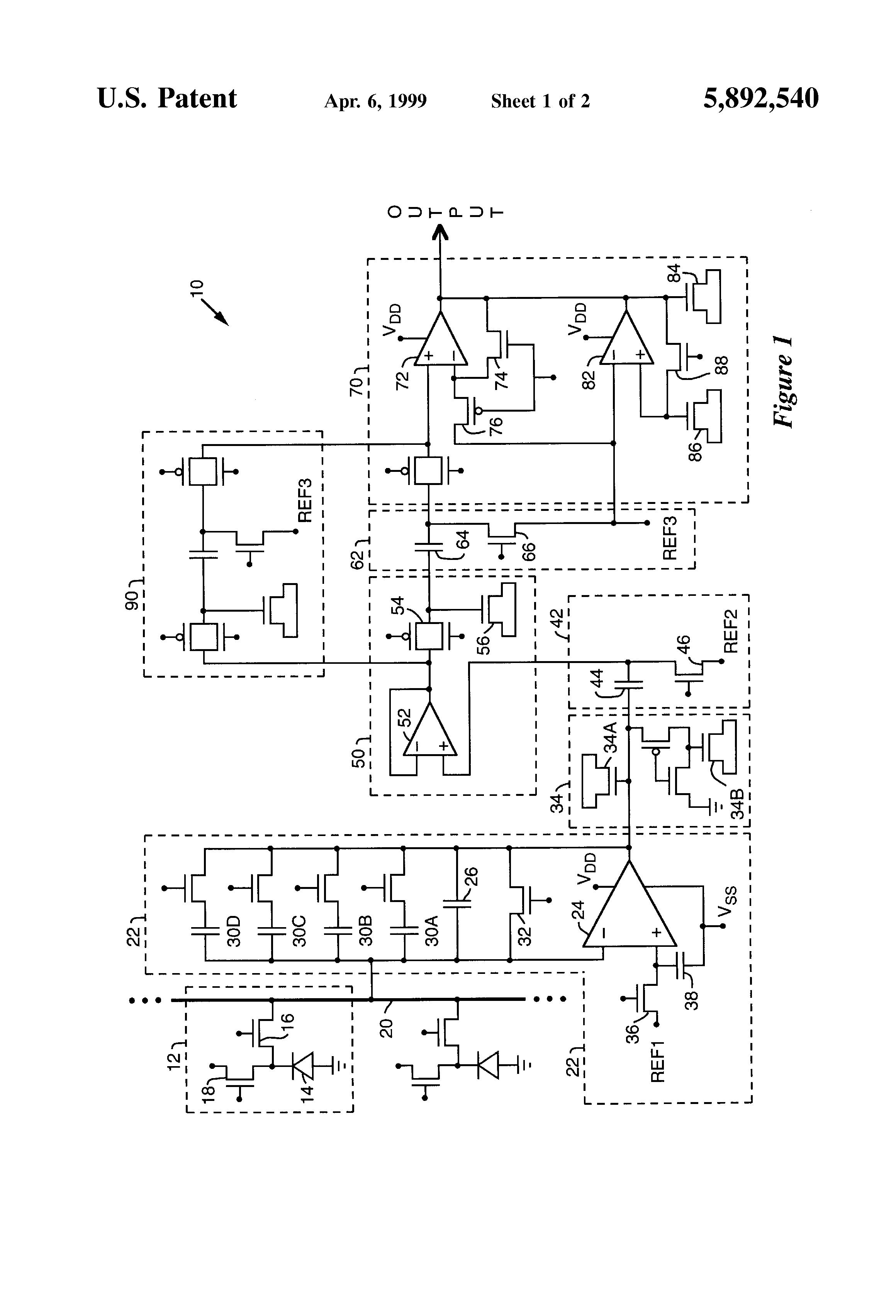 patent us5892540