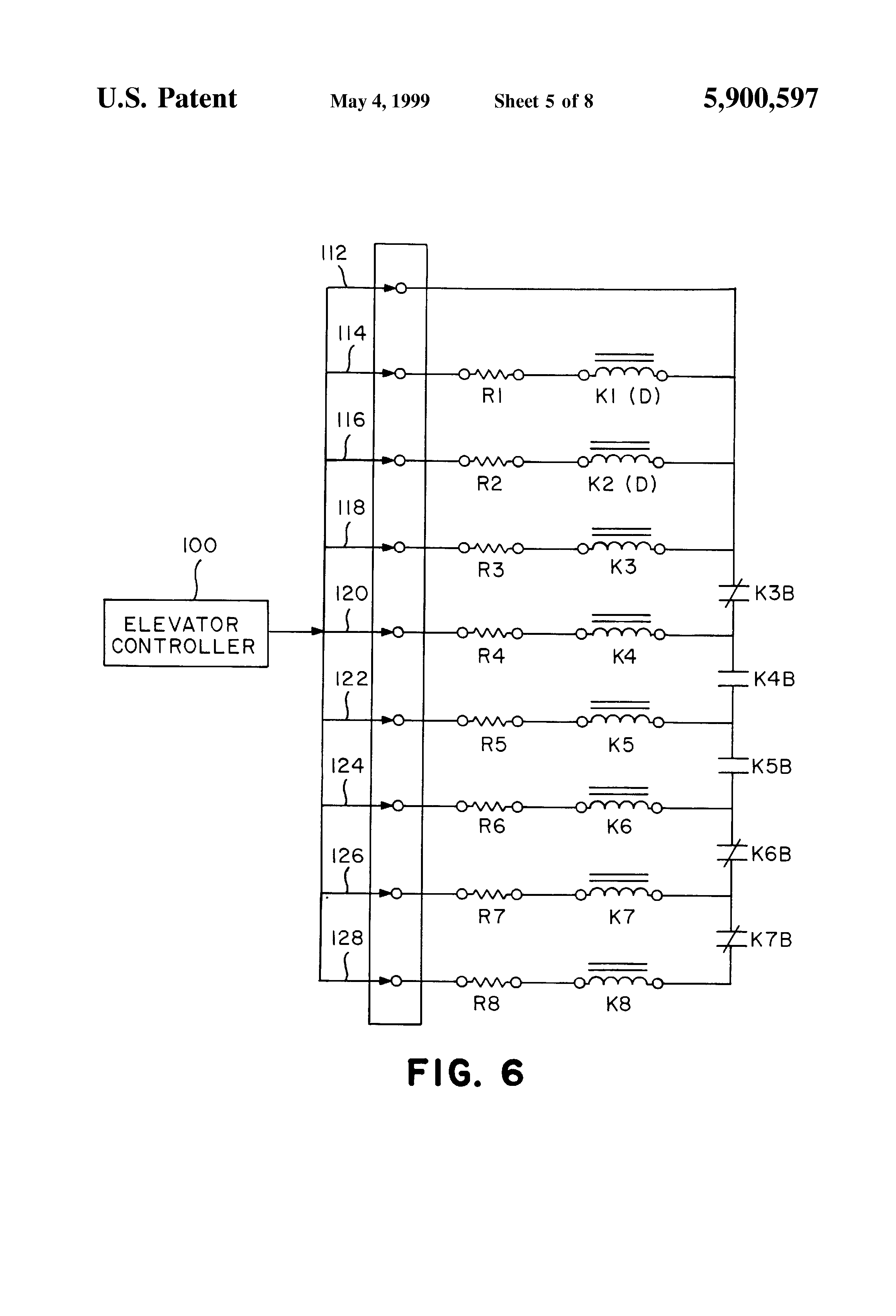 Patent Us5900597  Solid State Drive
