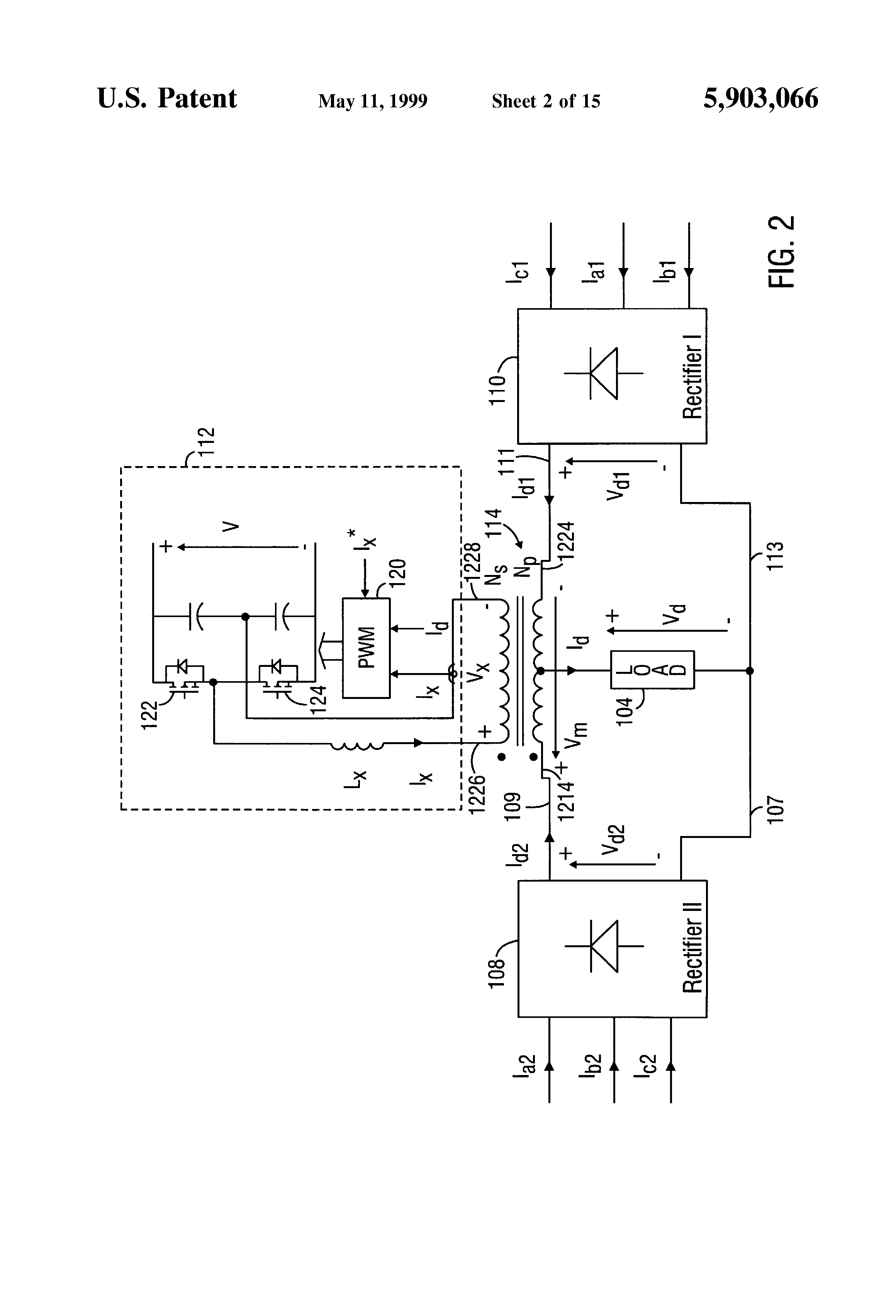 patent us5903066 active interphase reactor for 12 pulse rectifier rh google ch