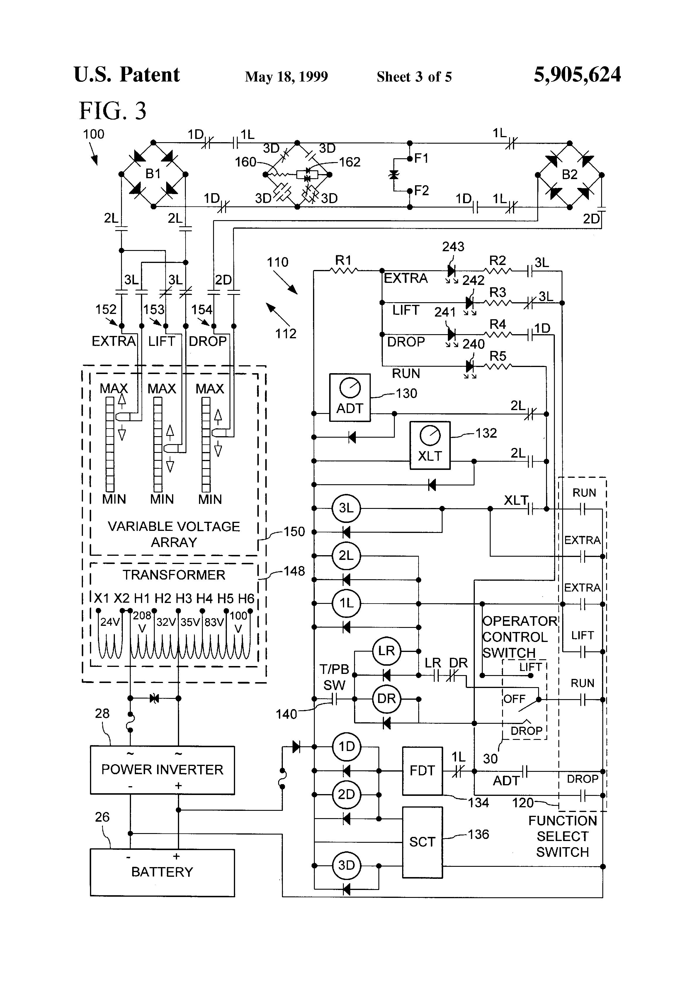 patent us5905624