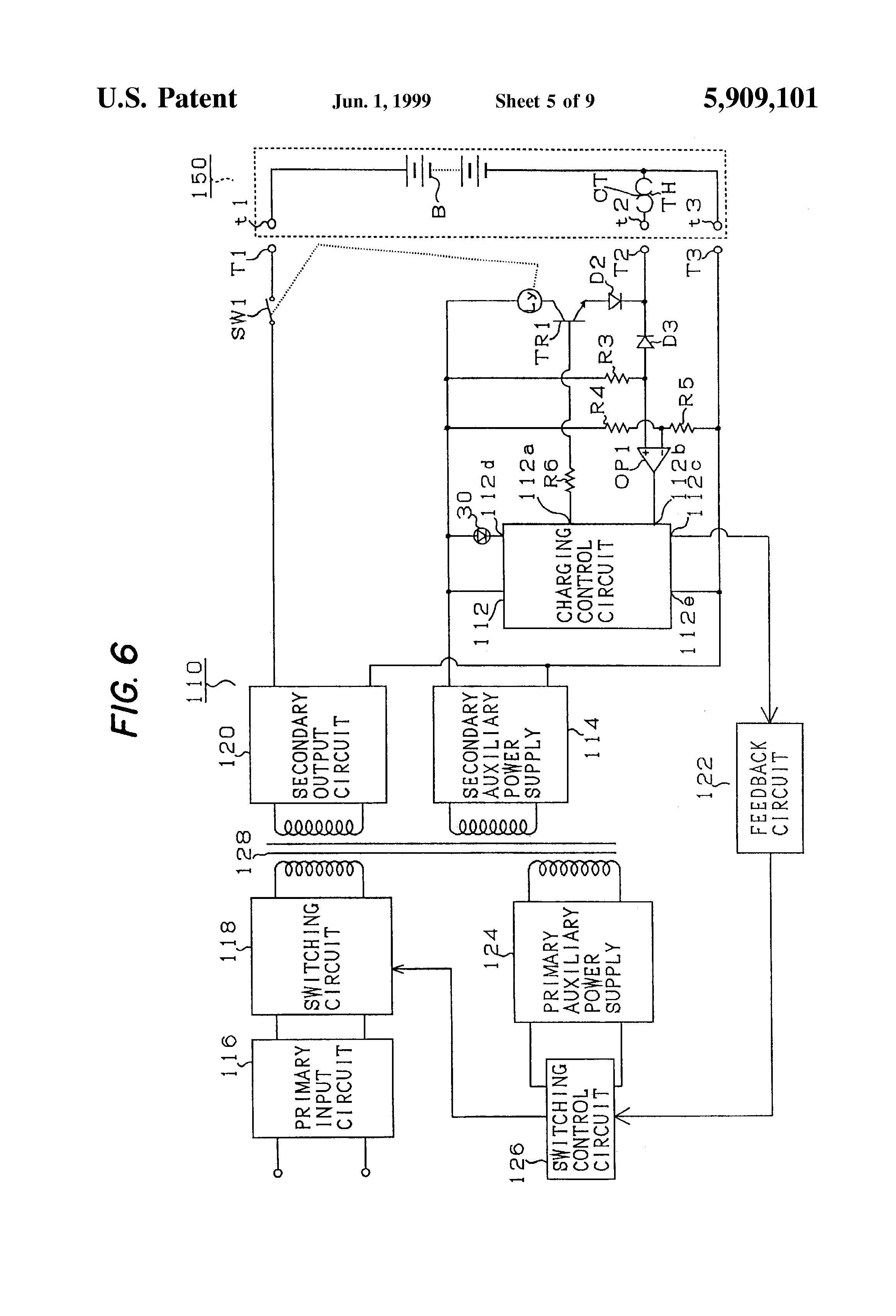 patent us5909101