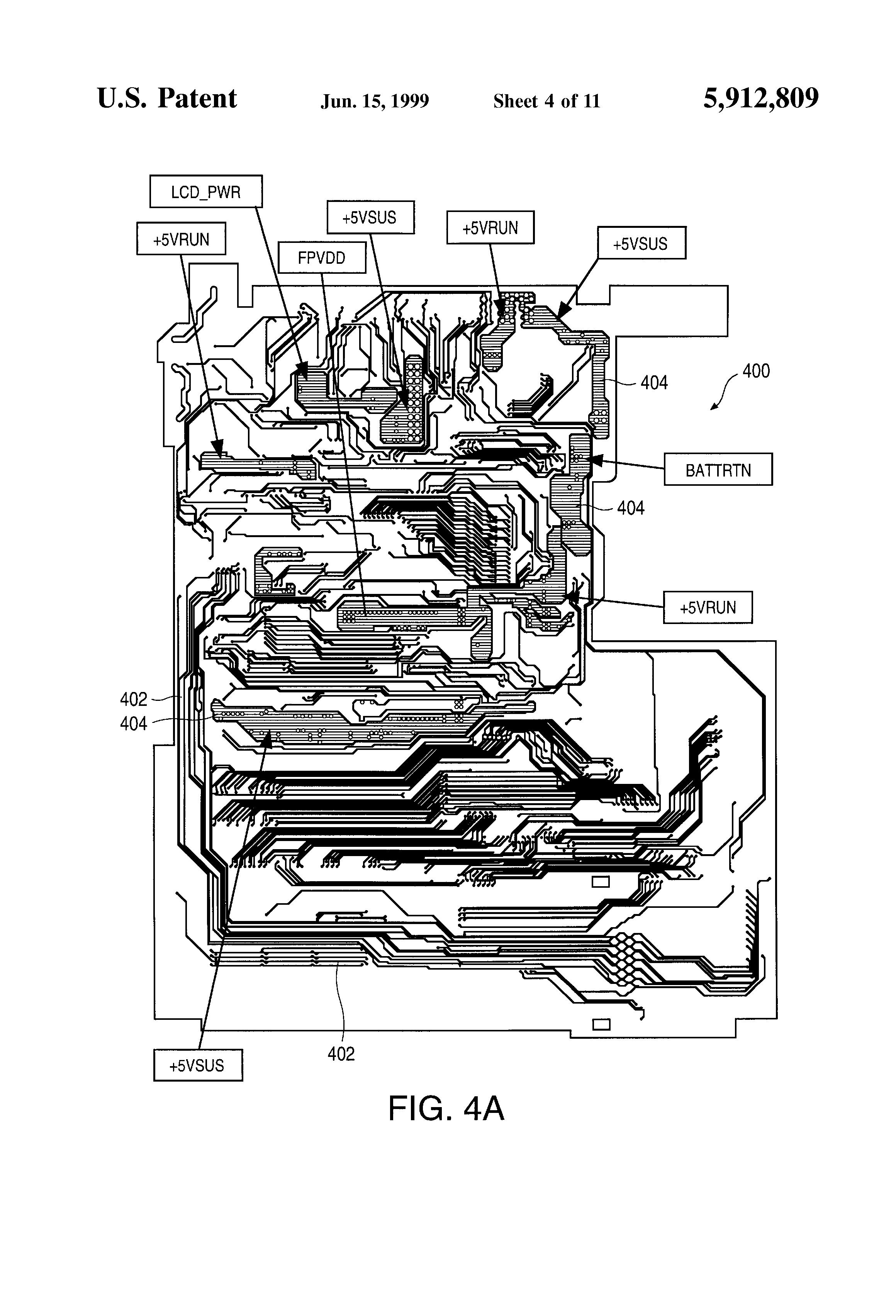 patent us5912809