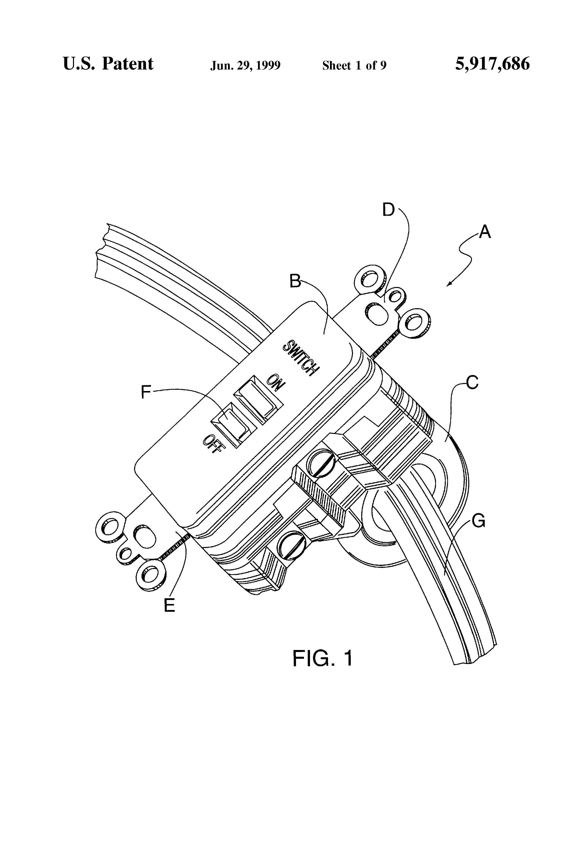 patent us5917686
