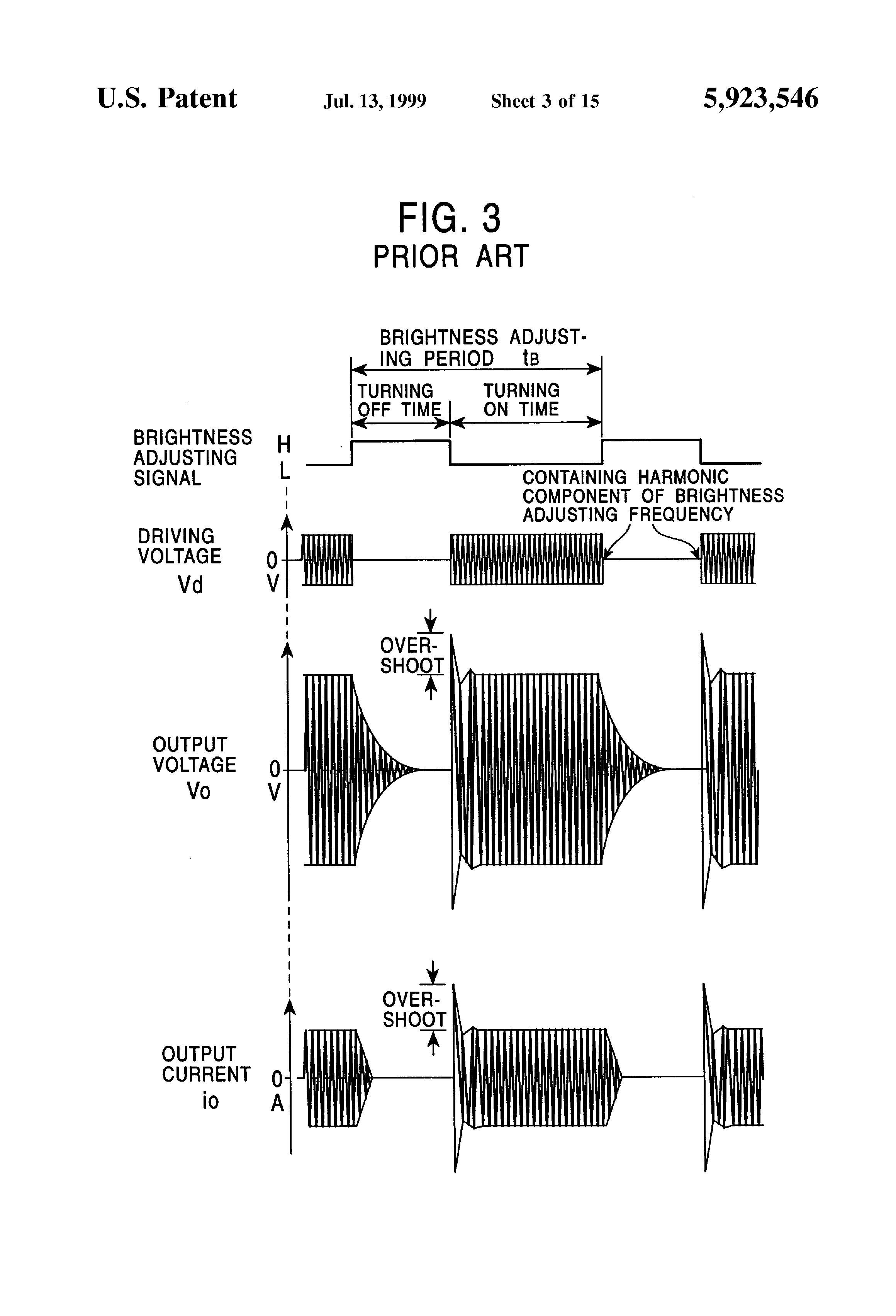 Patente Us5923546 Control Circuit And Method For Driving Soft Start On Capacitor Charging Discharging Diagram Patent Drawing