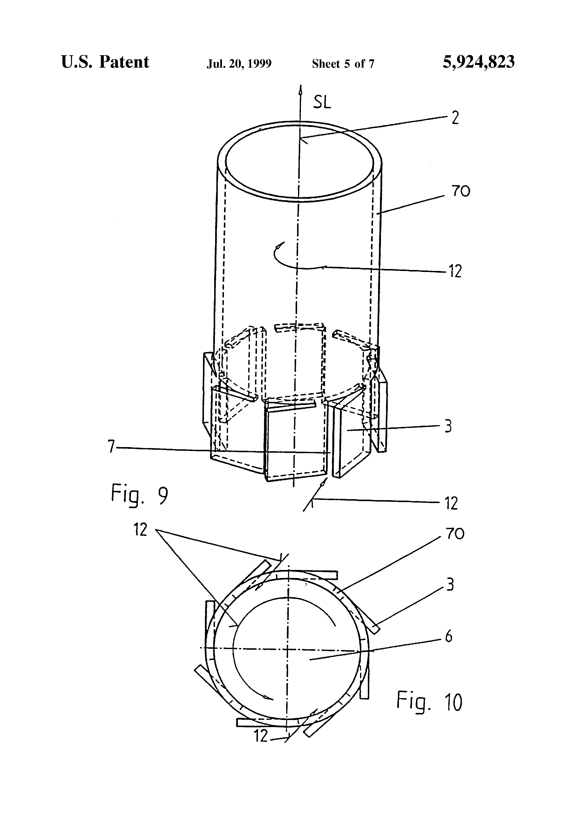 Patent US Suction nozzle method for operation and use