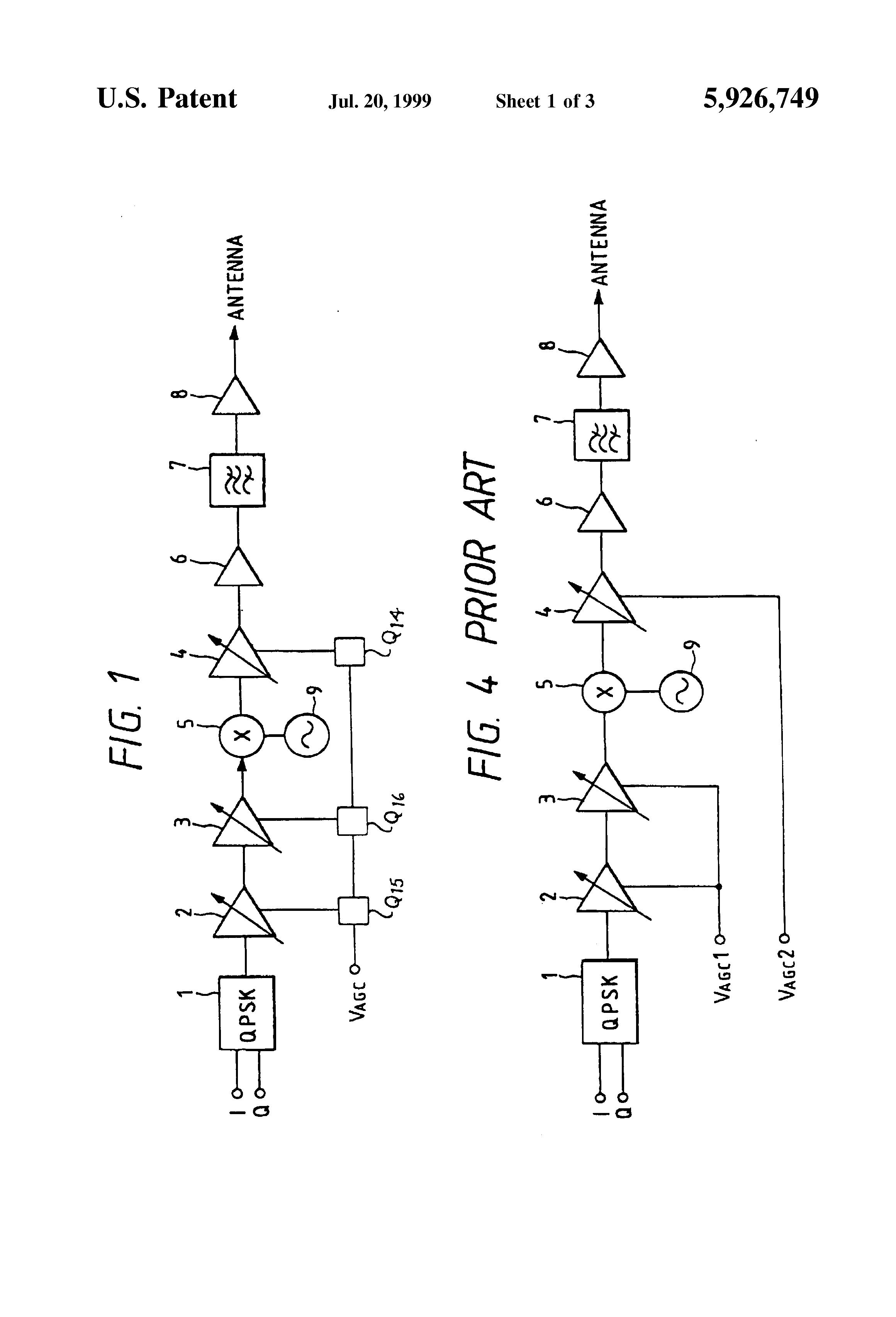 patent us5926749