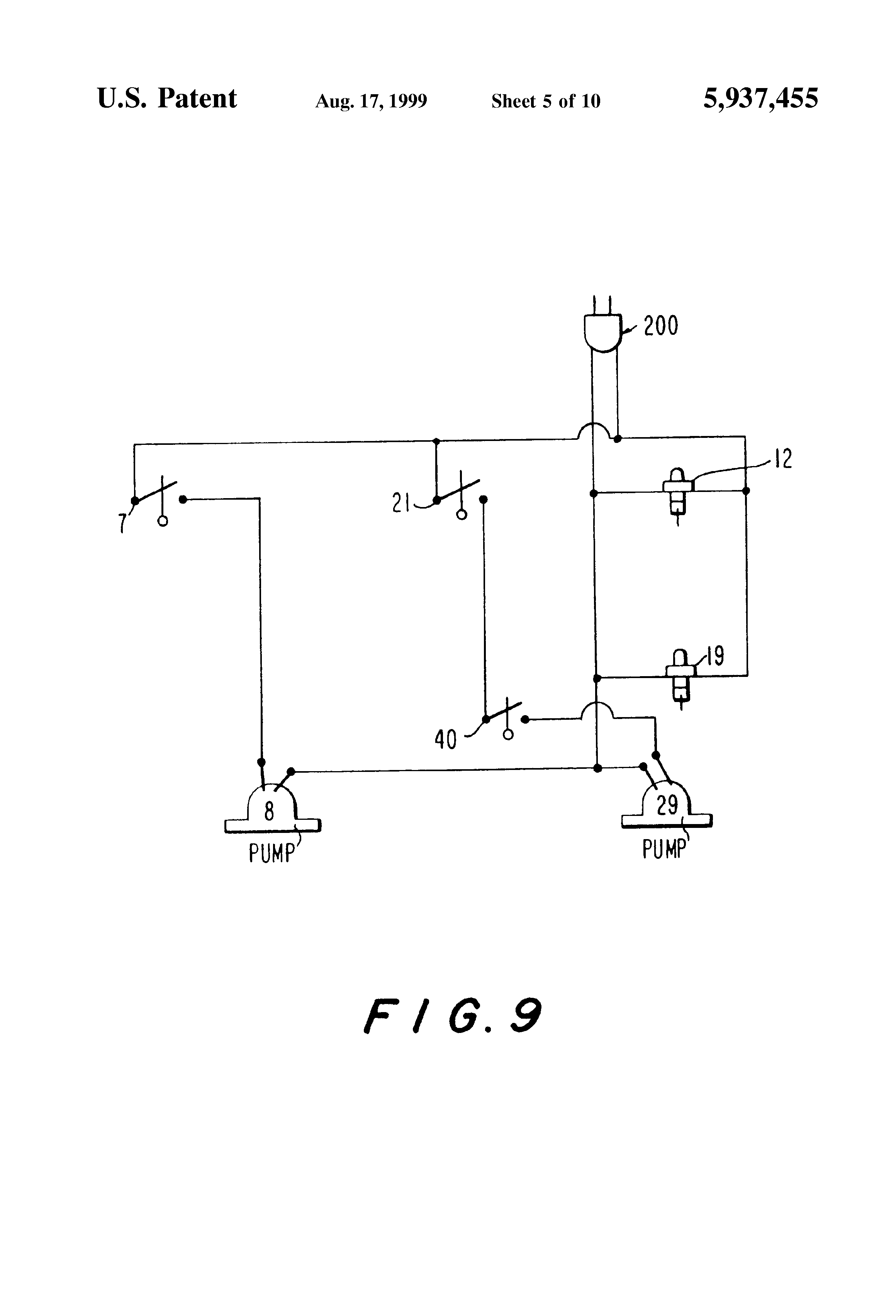 US5937455 5 patent us5937455 electrically operated toilet water inlet valve asco red hat wiring diagram at fashall.co