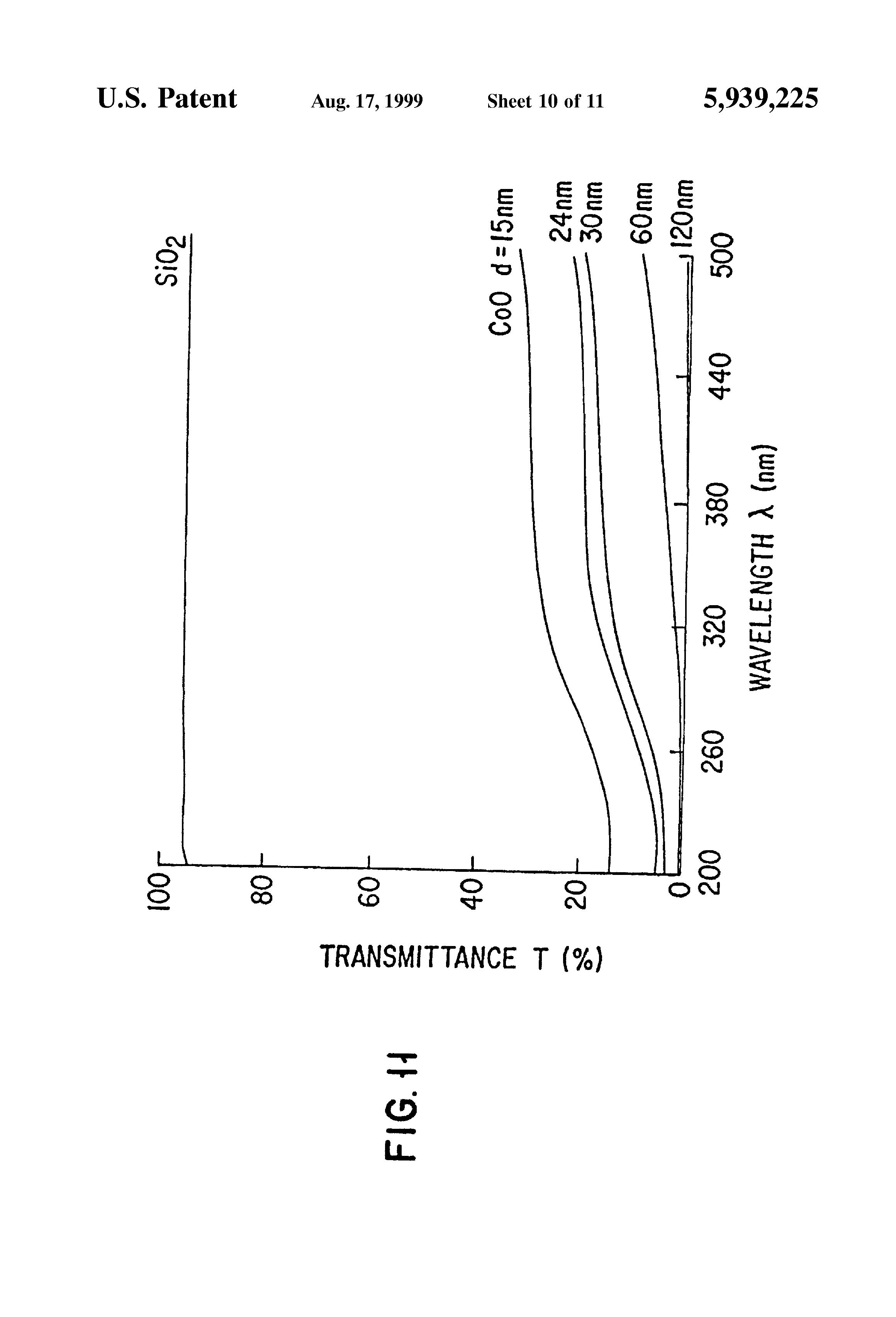 patent us5939225