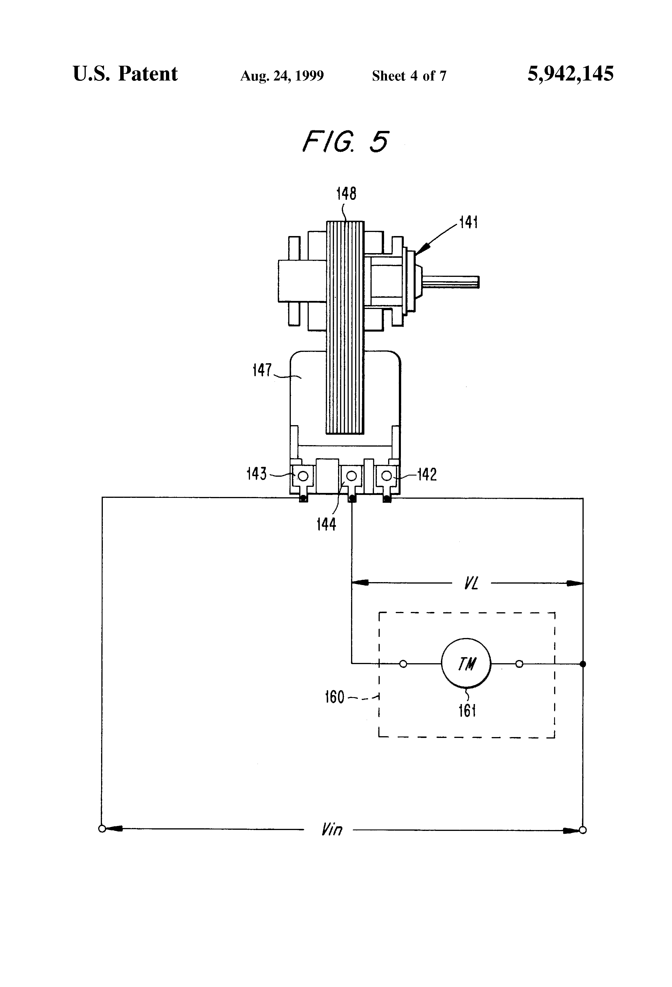 US5942145 4 patent us5942145 driving circuit of turntable motor in microwave Microwave Circuit Diagram at bayanpartner.co