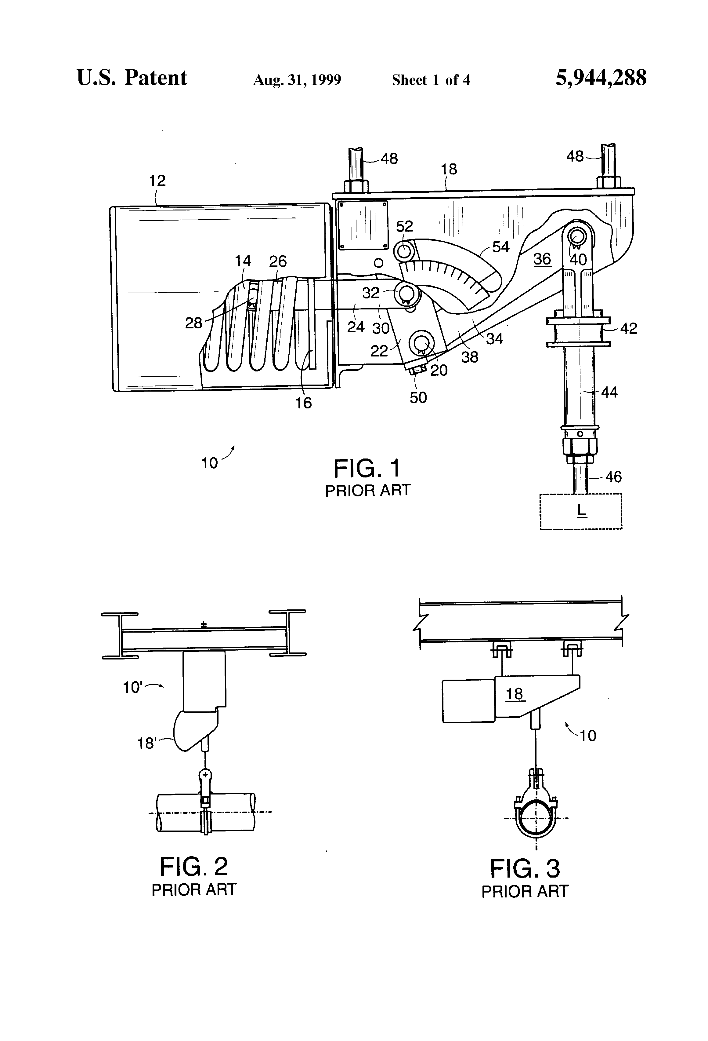 Patent us constant support pipe hanger google