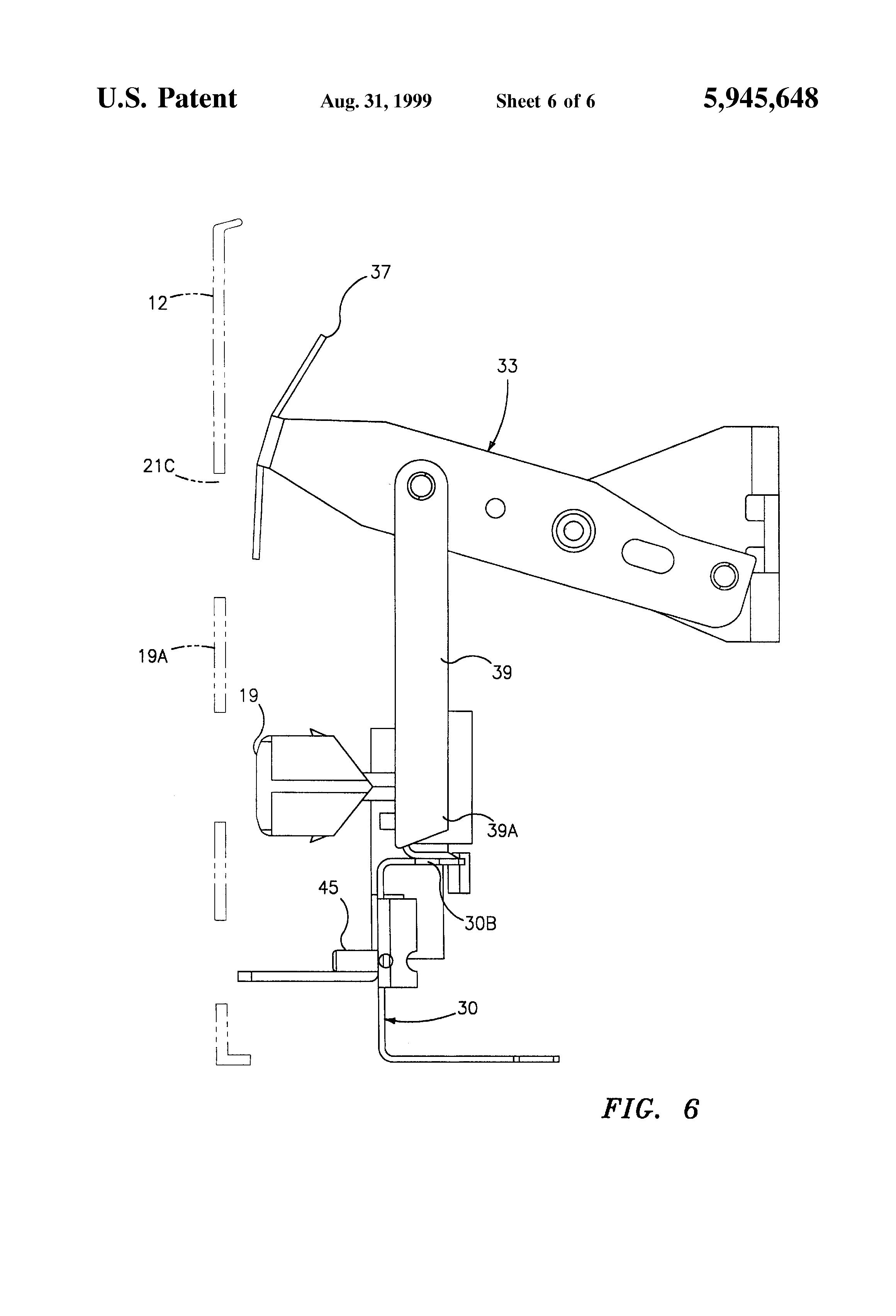 patent us5945648
