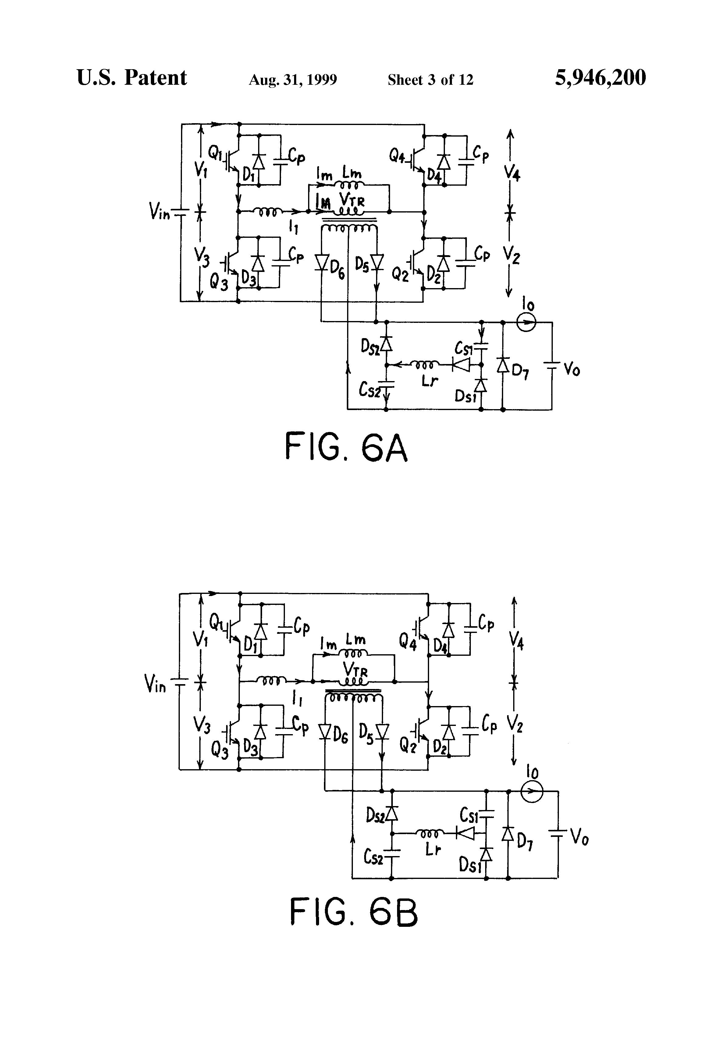 patent us5946200