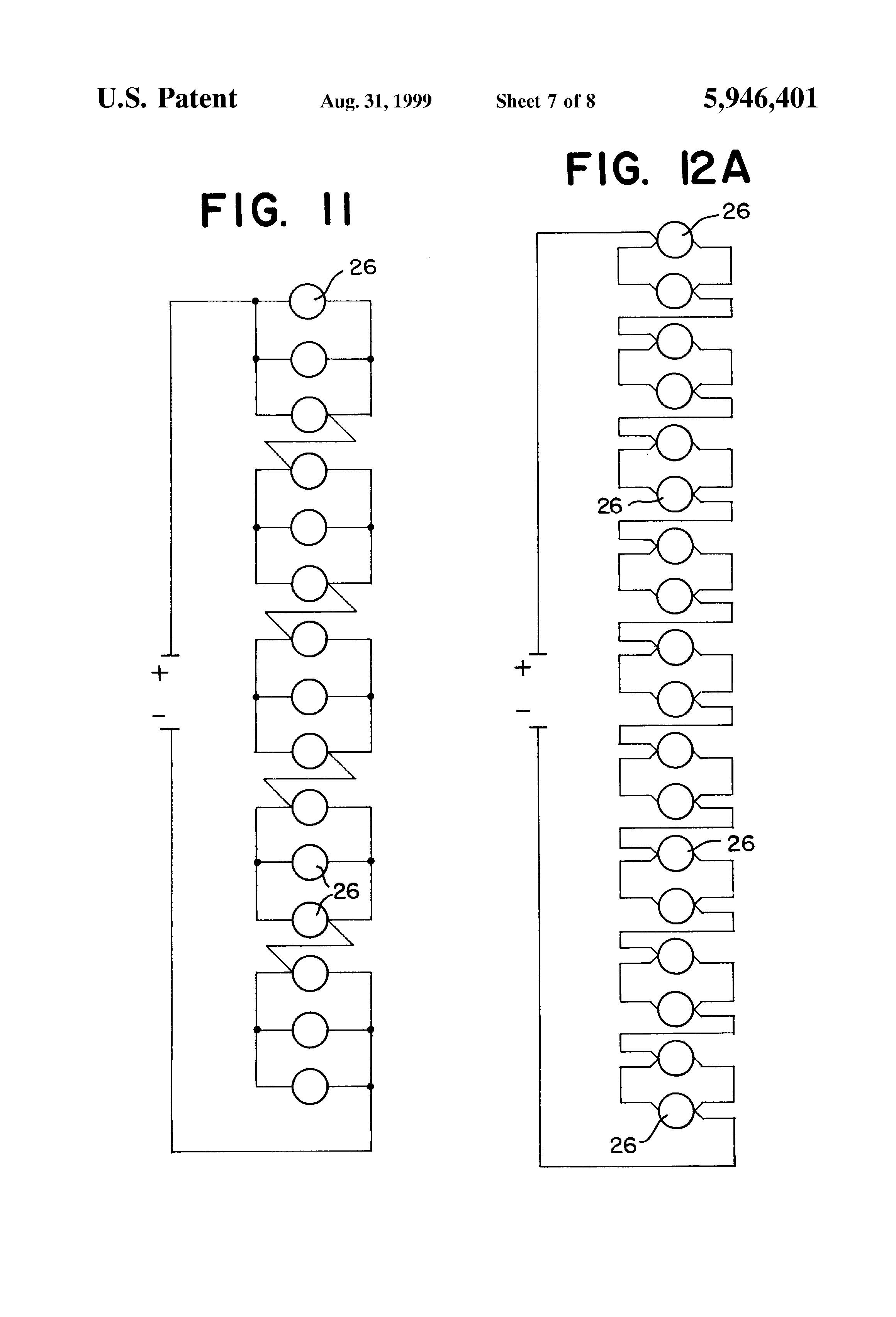 patent us5946401 - linear speaker array