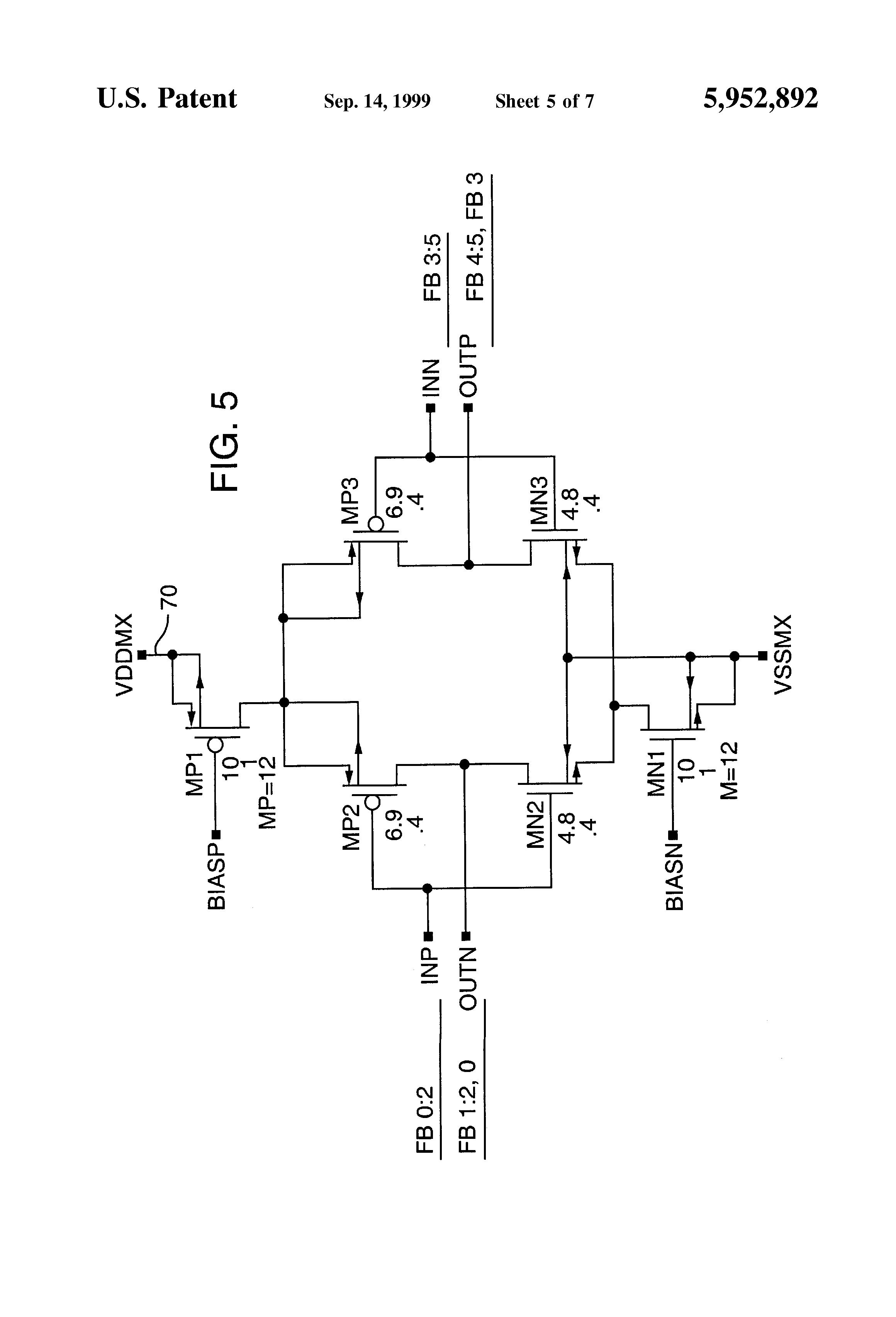 patent us5952892
