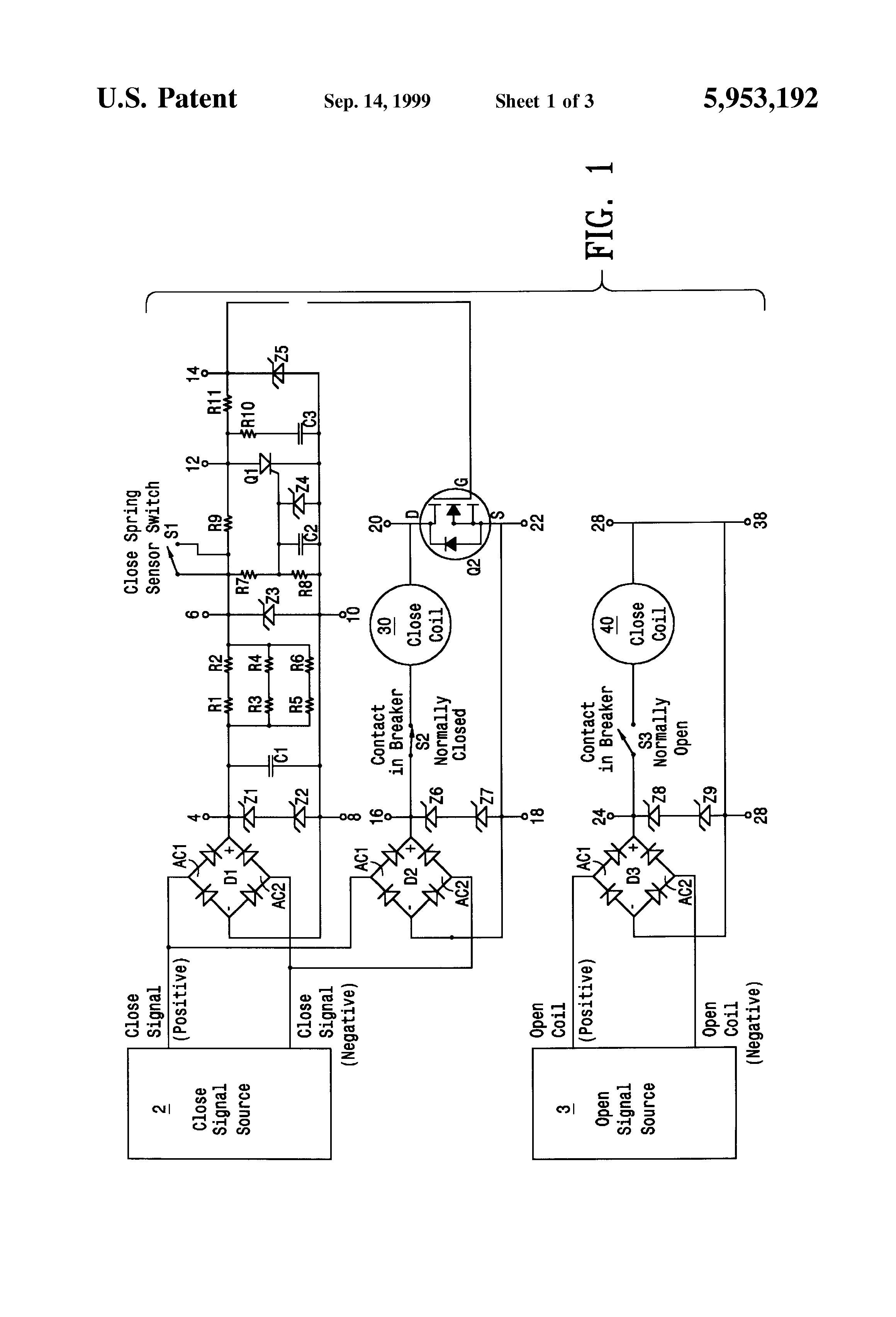 patent us5953192
