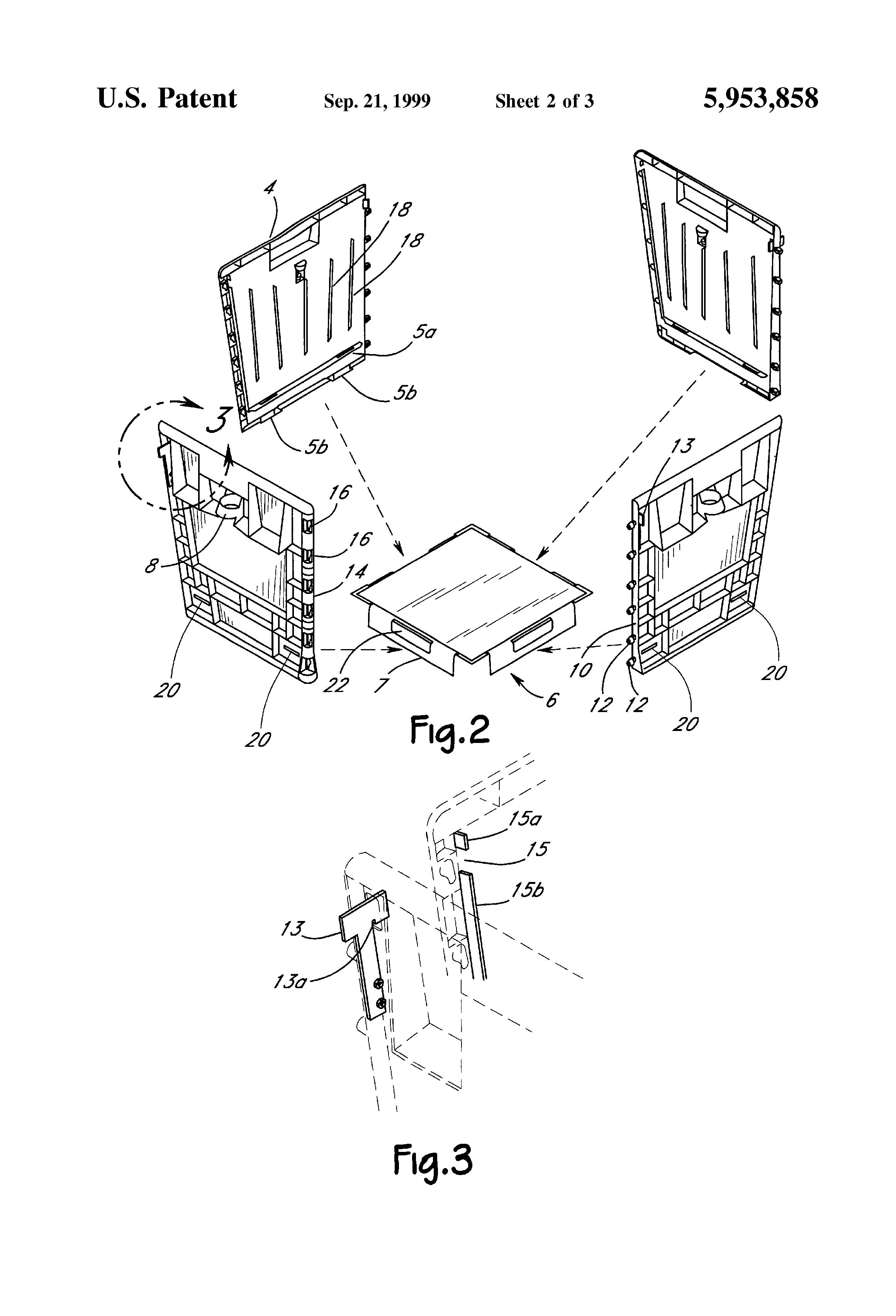 patent us5953858