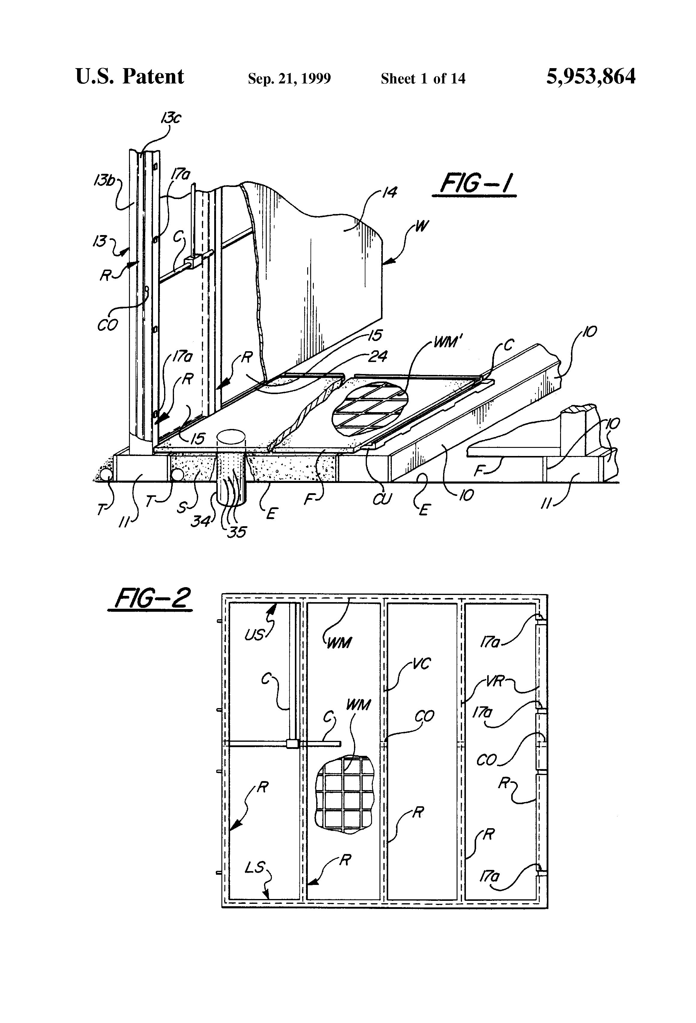 patent us5953864