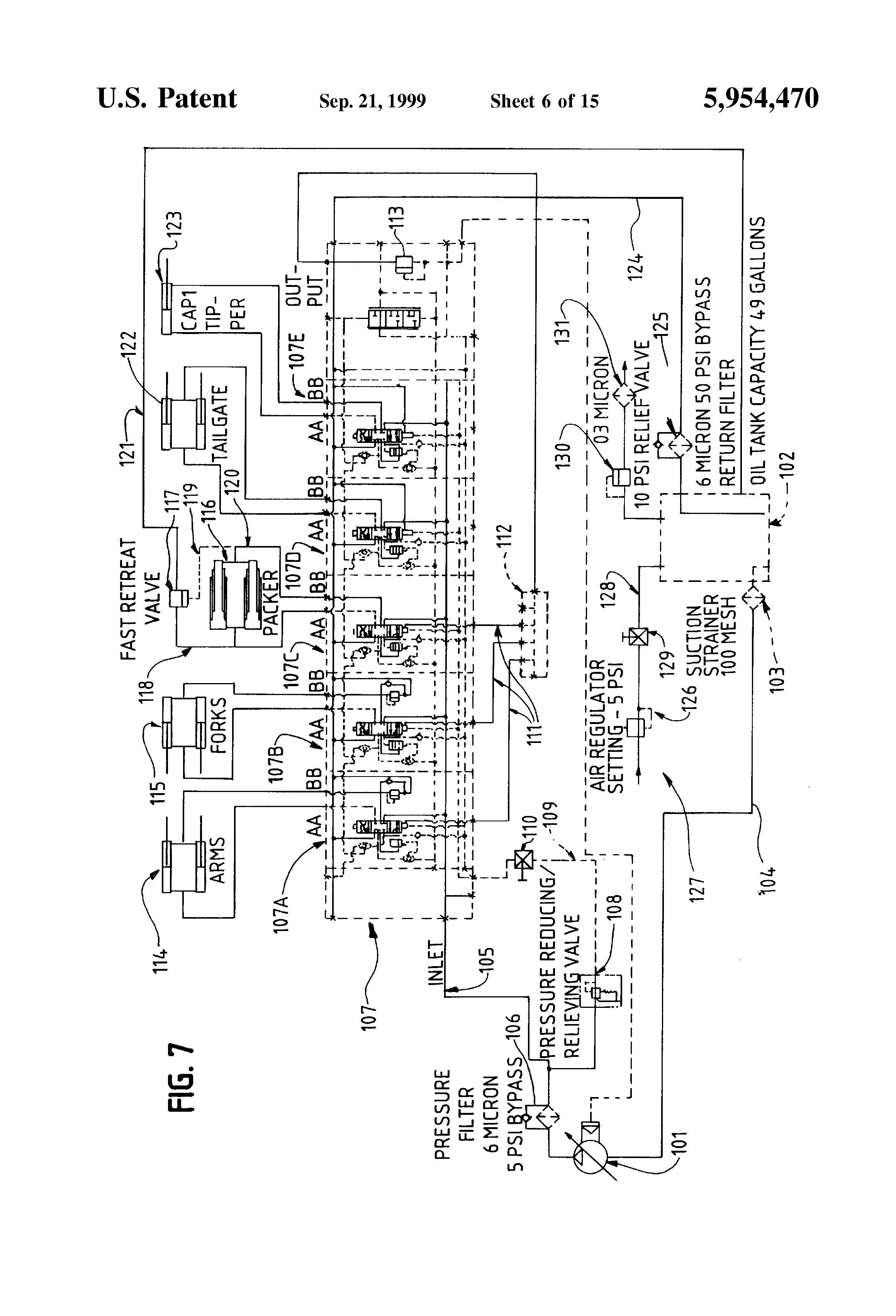 mcneilus front loader wiring diagram   36 wiring diagram