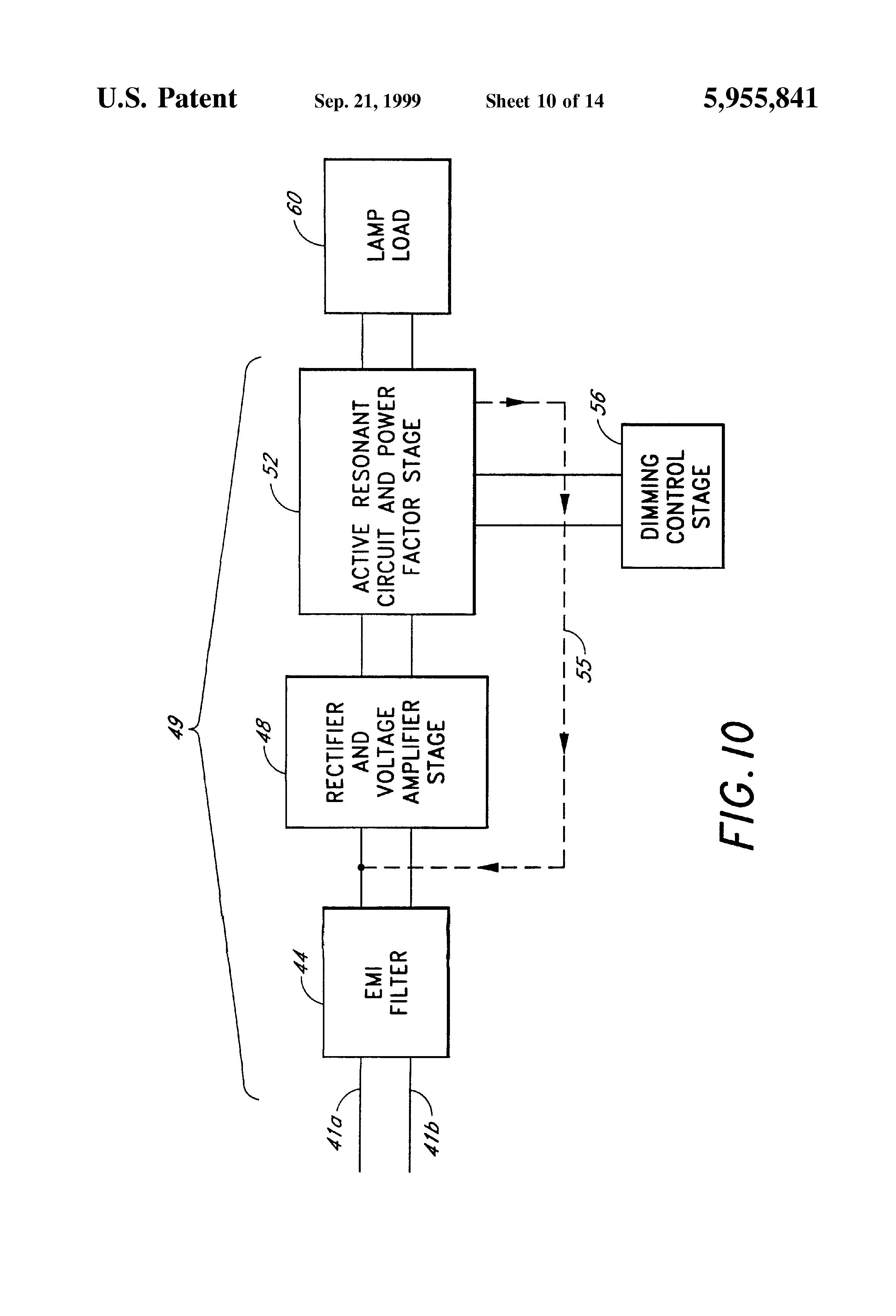 patent us5955841