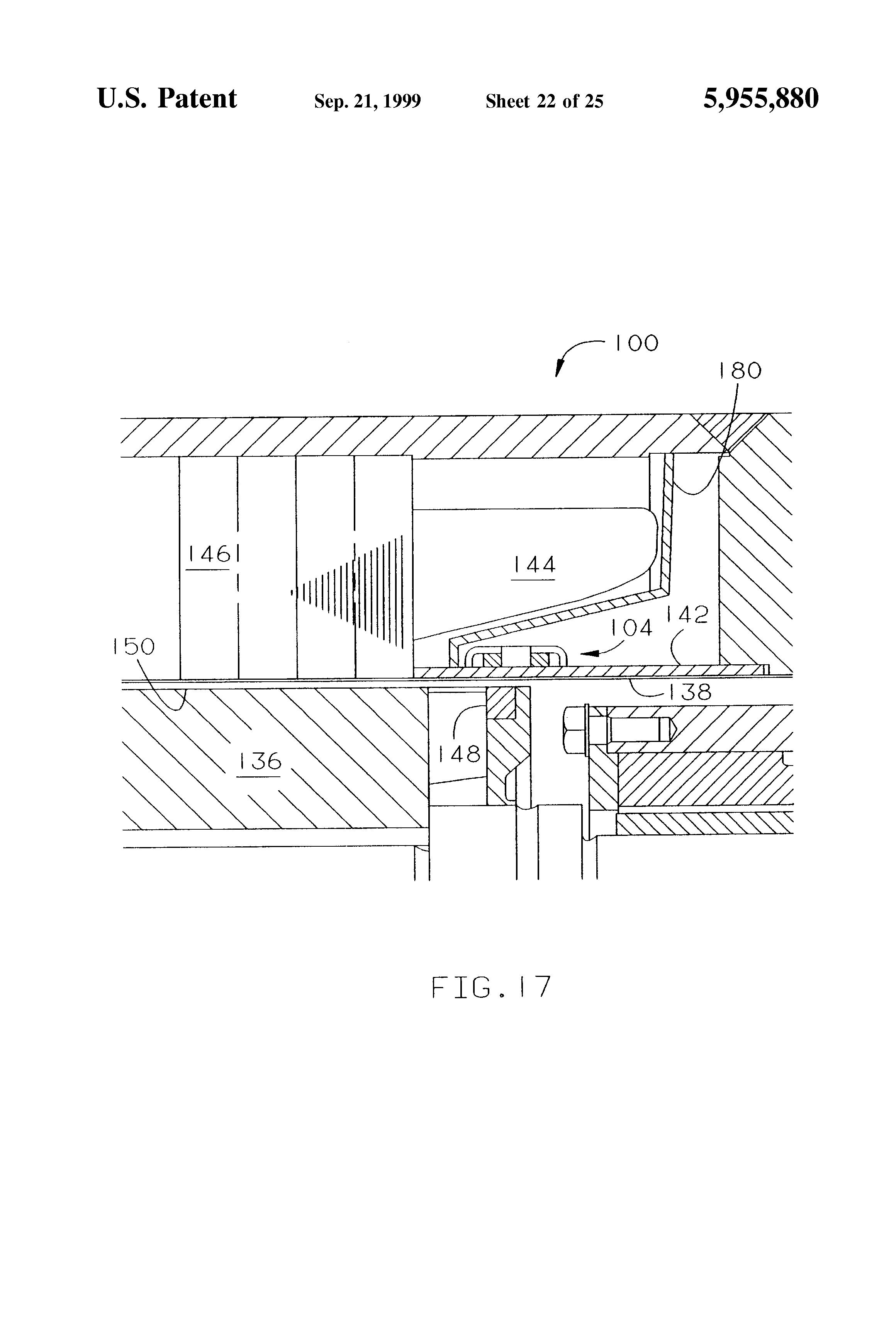 US5955880 23 patent us5955880 sealless pump rotor position and bearing teikoku pump wiring diagram at edmiracle.co