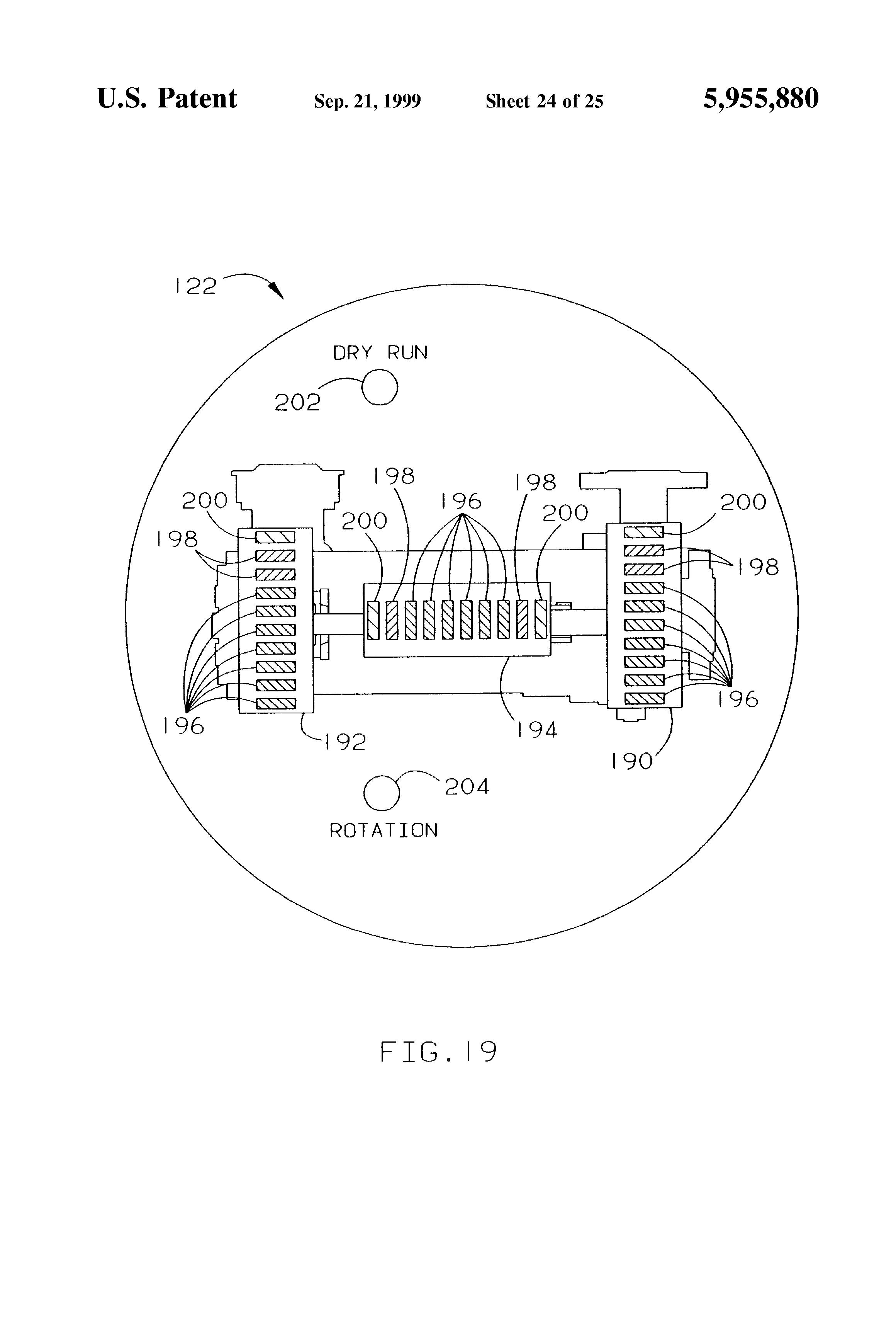 US5955880 25 patent us5955880 sealless pump rotor position and bearing teikoku pump wiring diagram at edmiracle.co