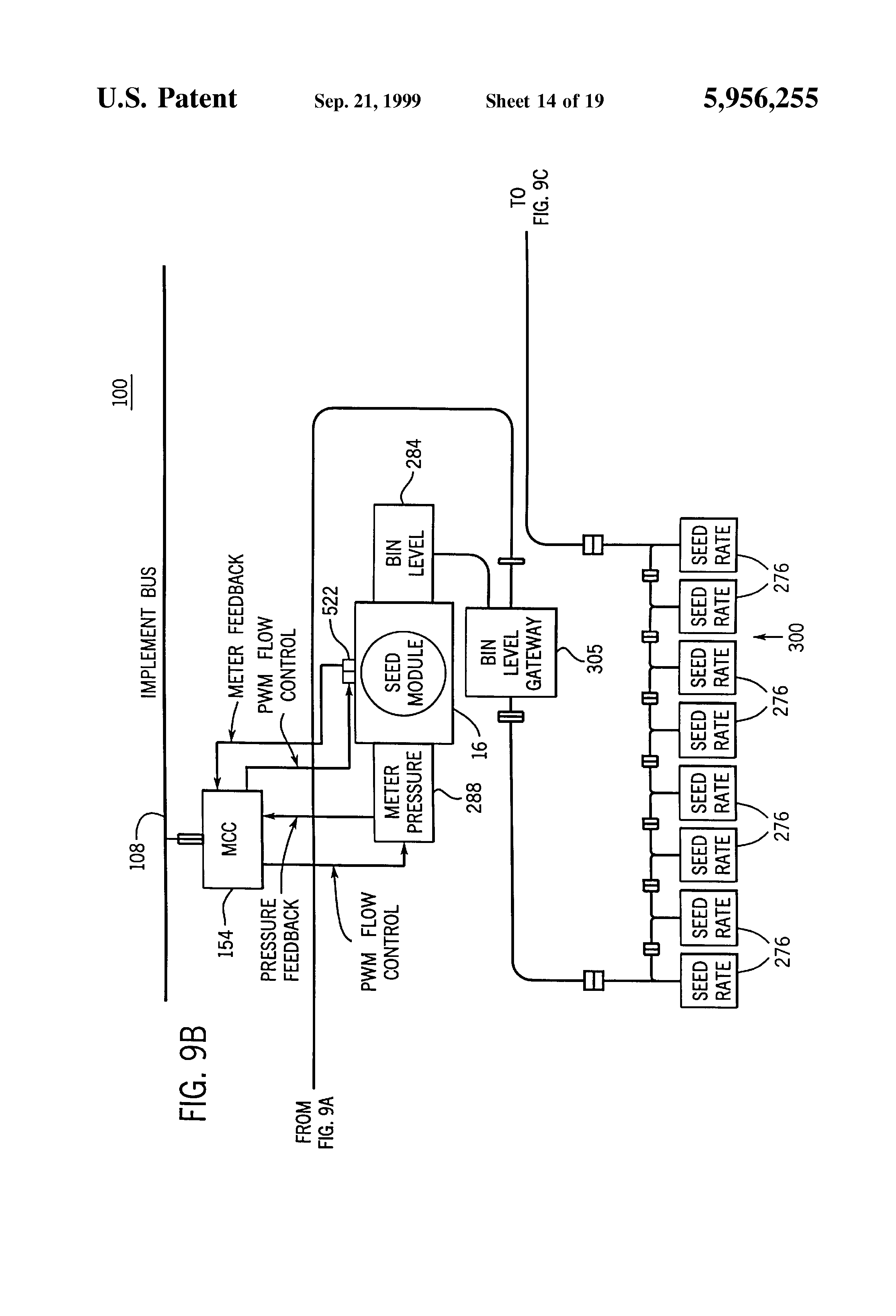 Patent US5956255 Seed planter performance monitor Google Patents – Ih 284 Wiring Diagram