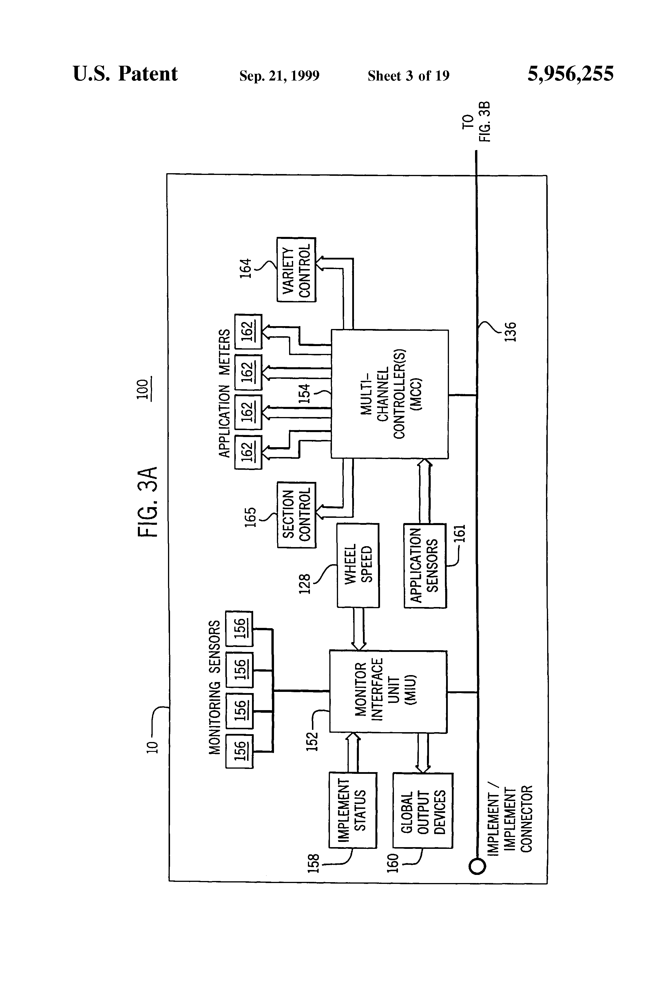 patent us seed planter performance monitor patents patent drawing