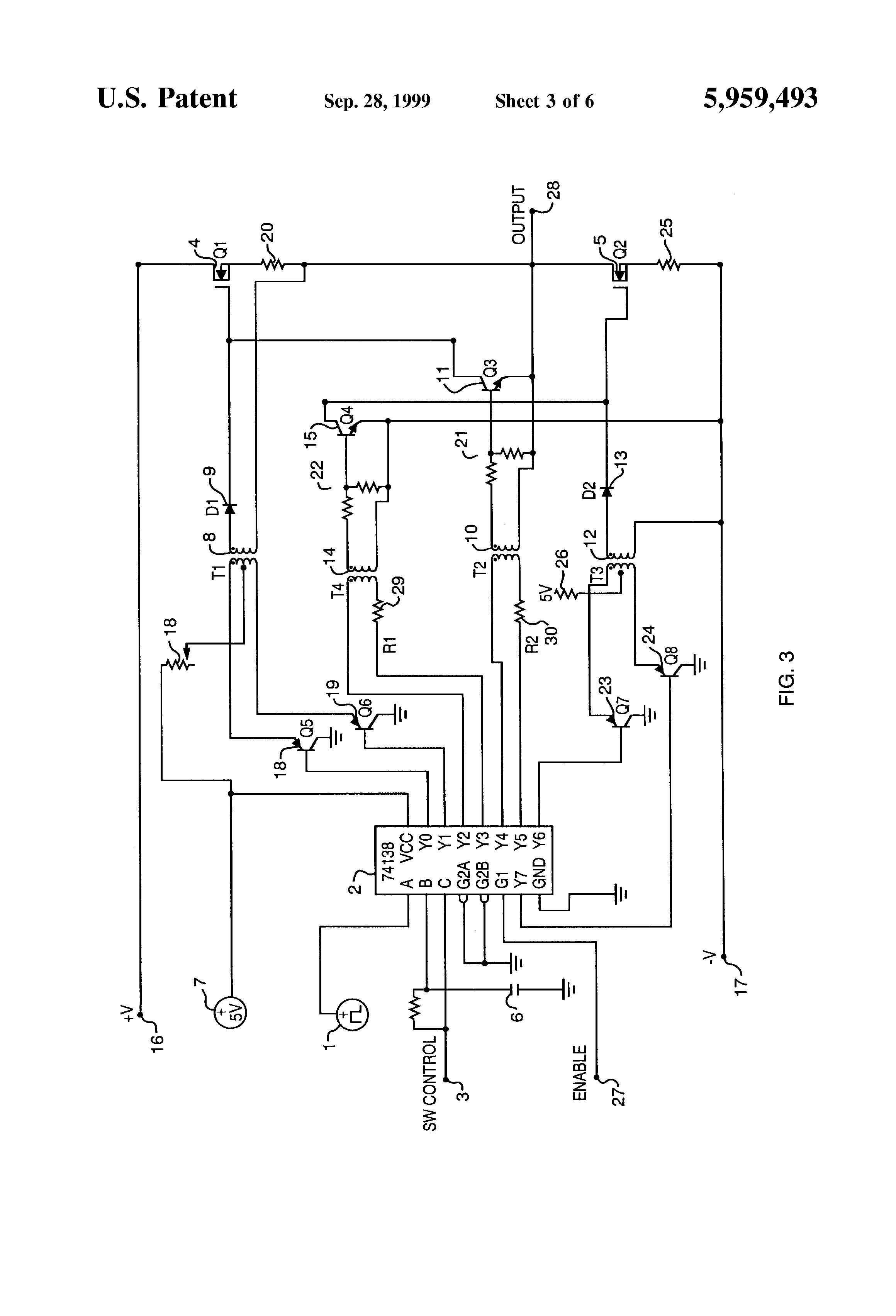 patent us5959493 - totem pole driver circuit
