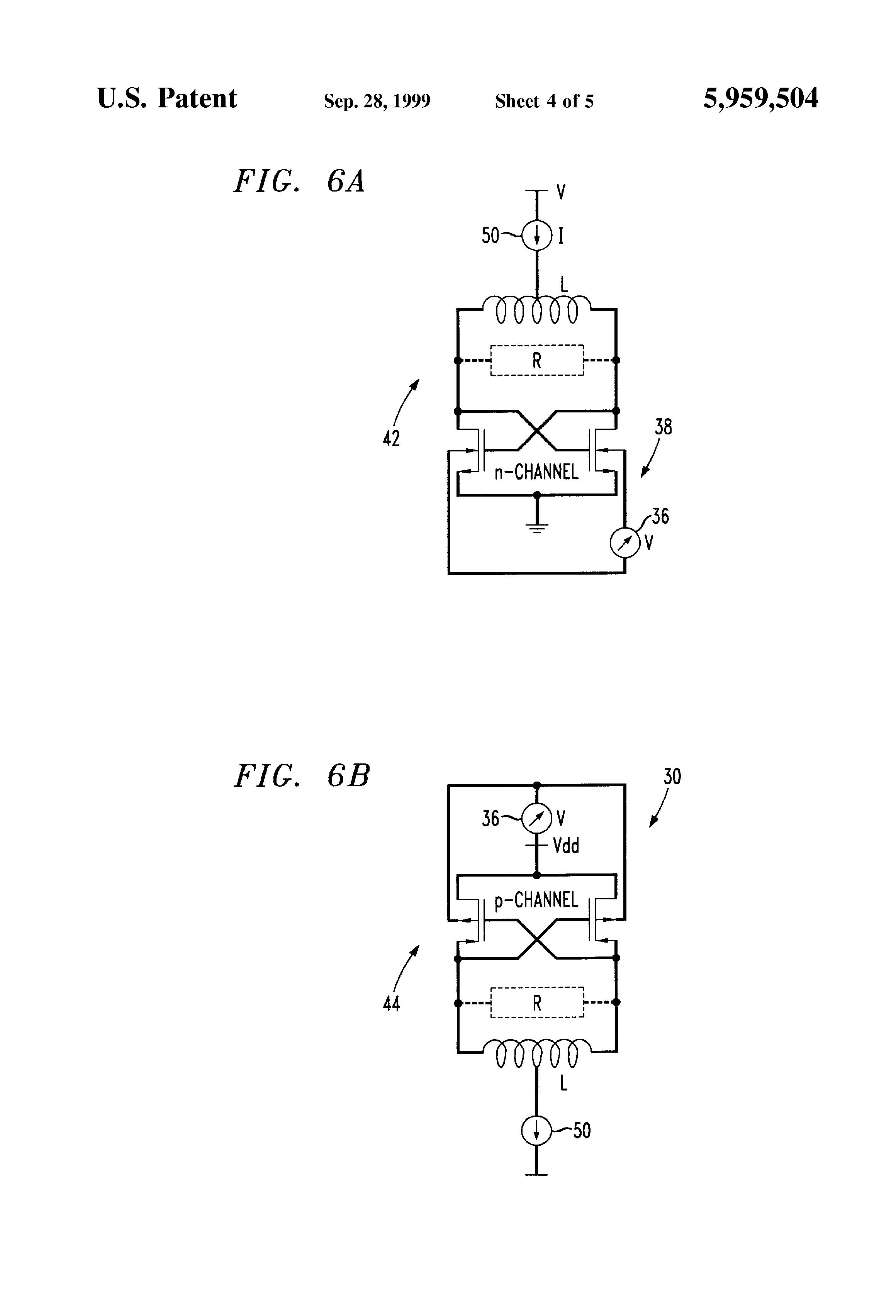 patent us5959504