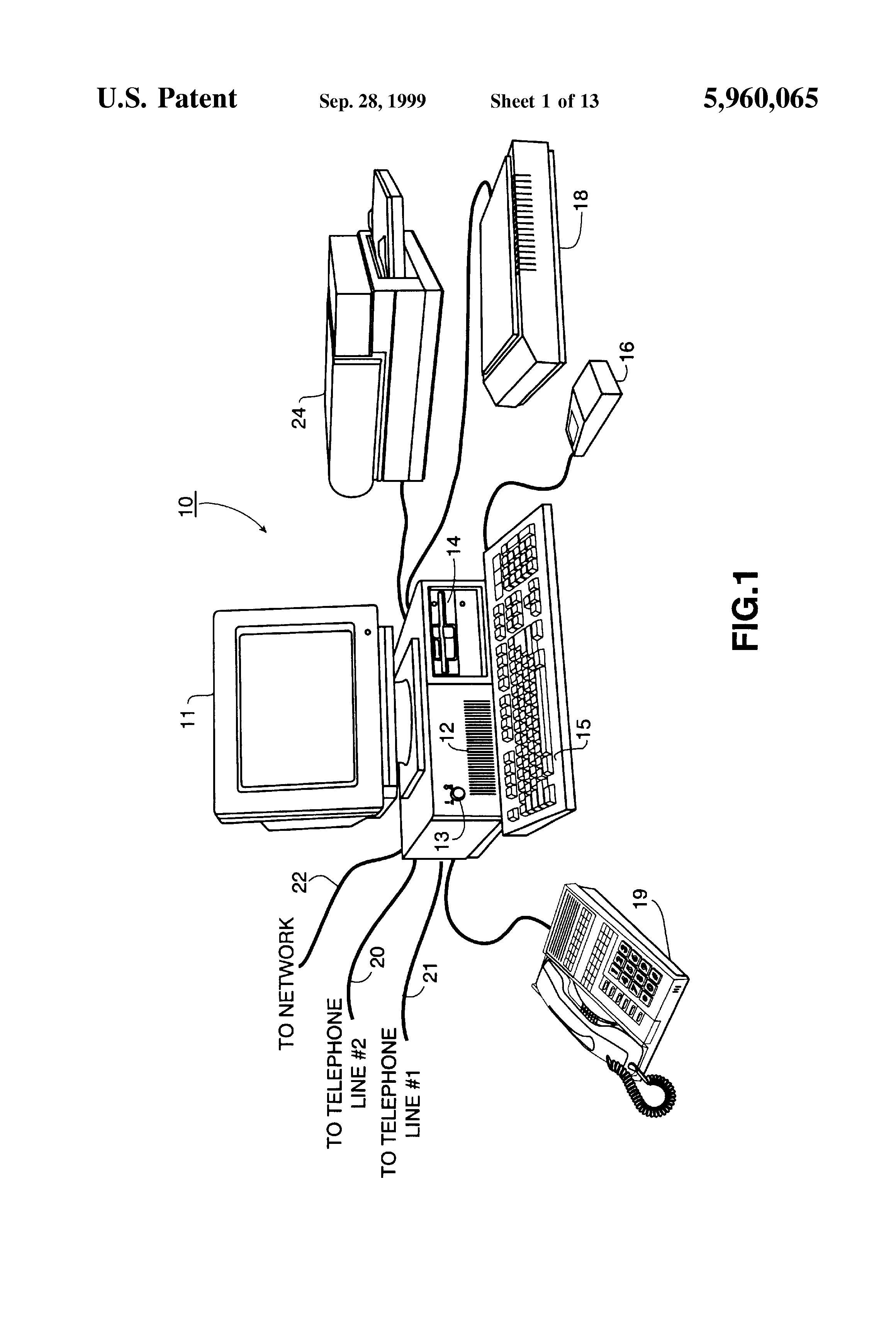 patent us5960065