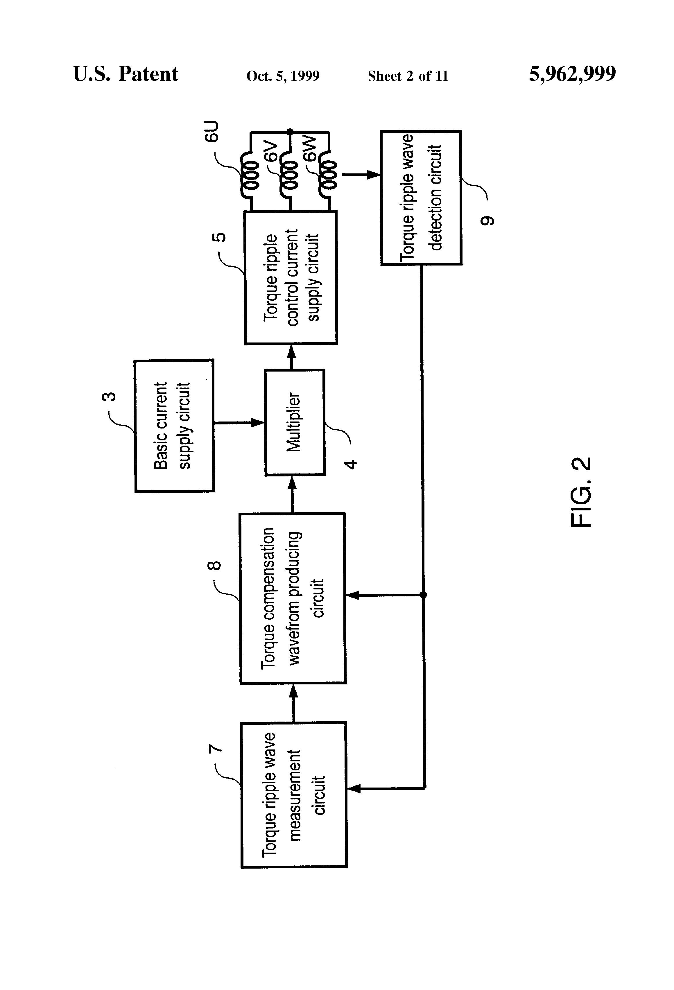 patent us5962999