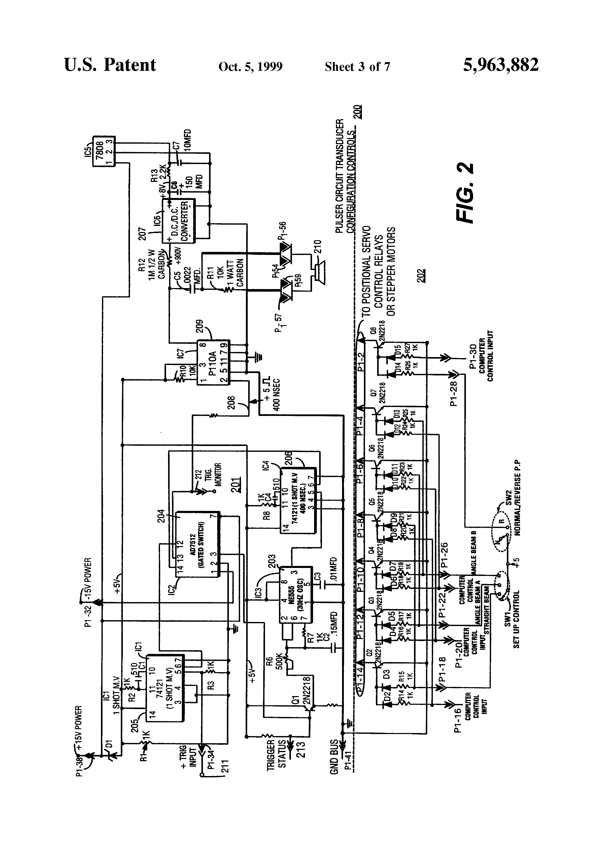 patent us5963882  receiver for