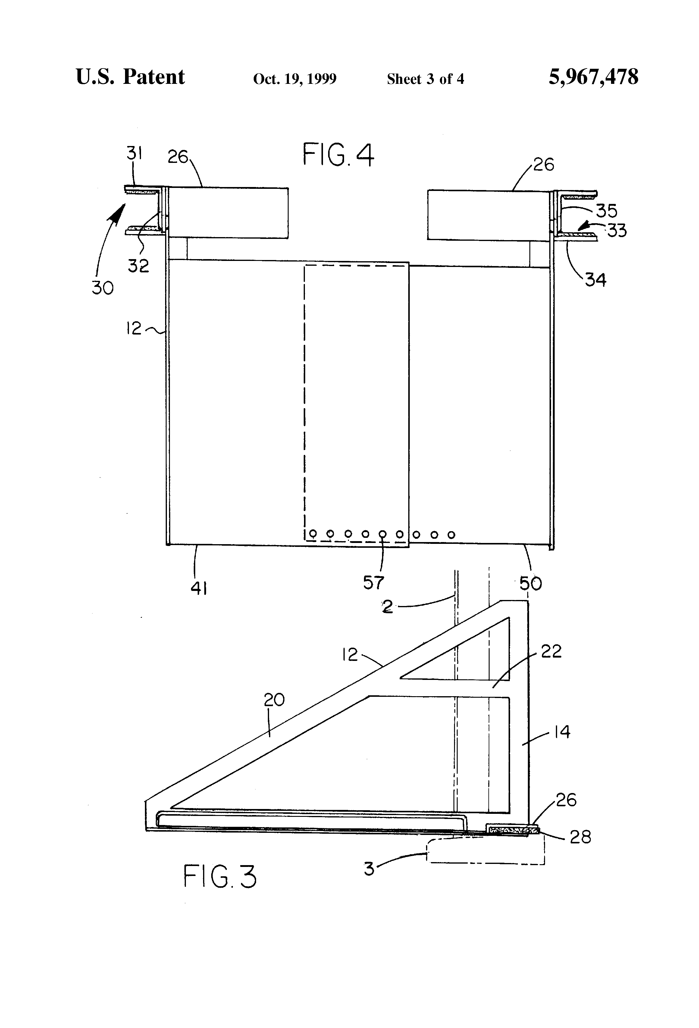 Window shelf for supporting an air conditioner   Patents #343434
