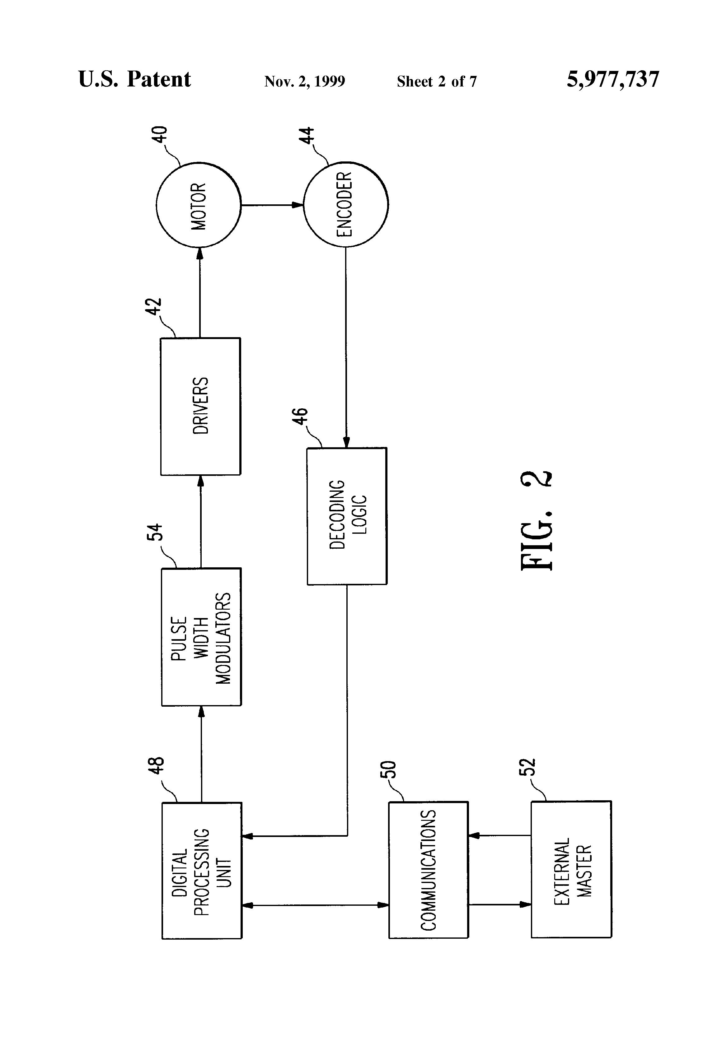 patent us5977737