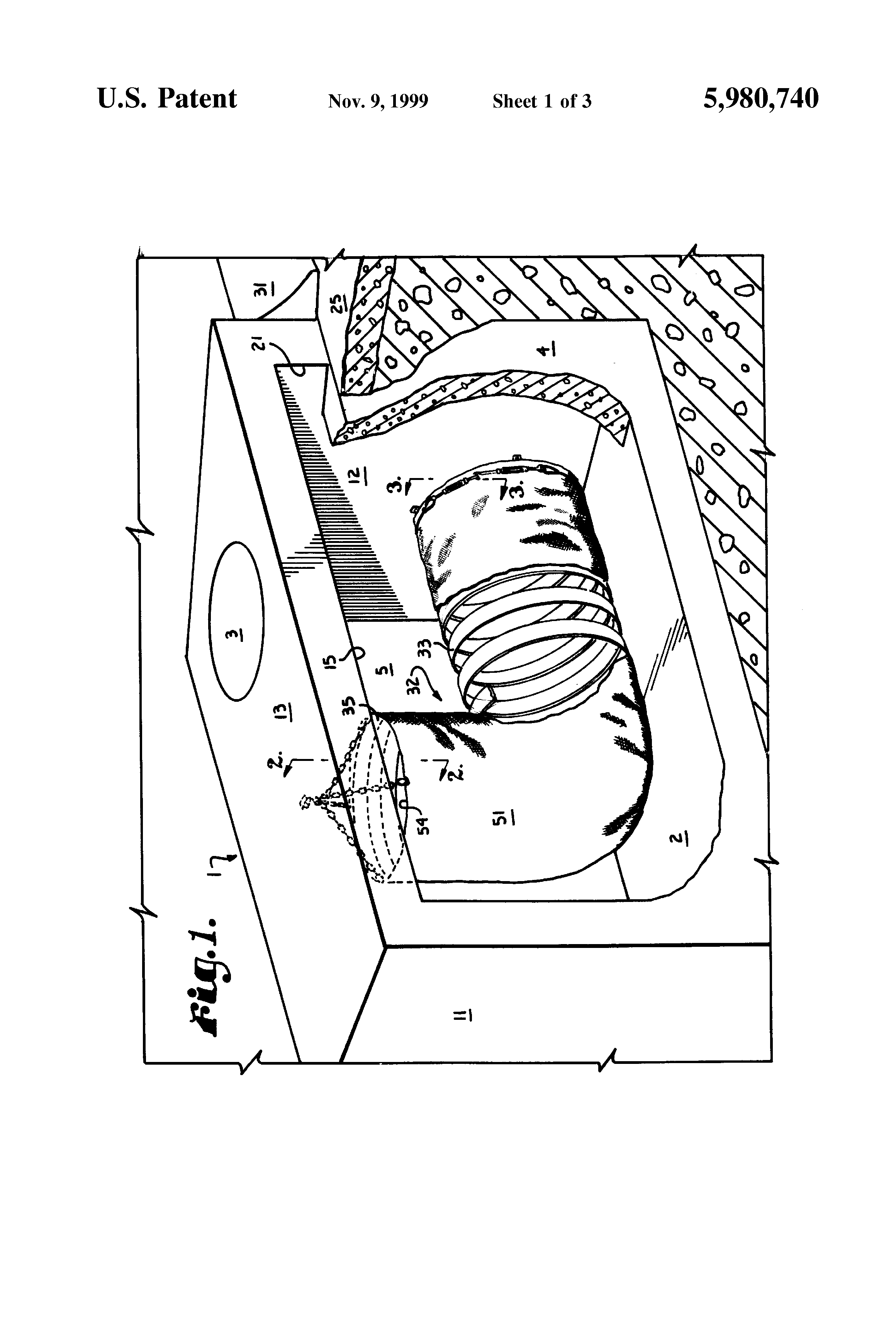 Drainage Collection Boxes : Patent us storm drain collection box filtration