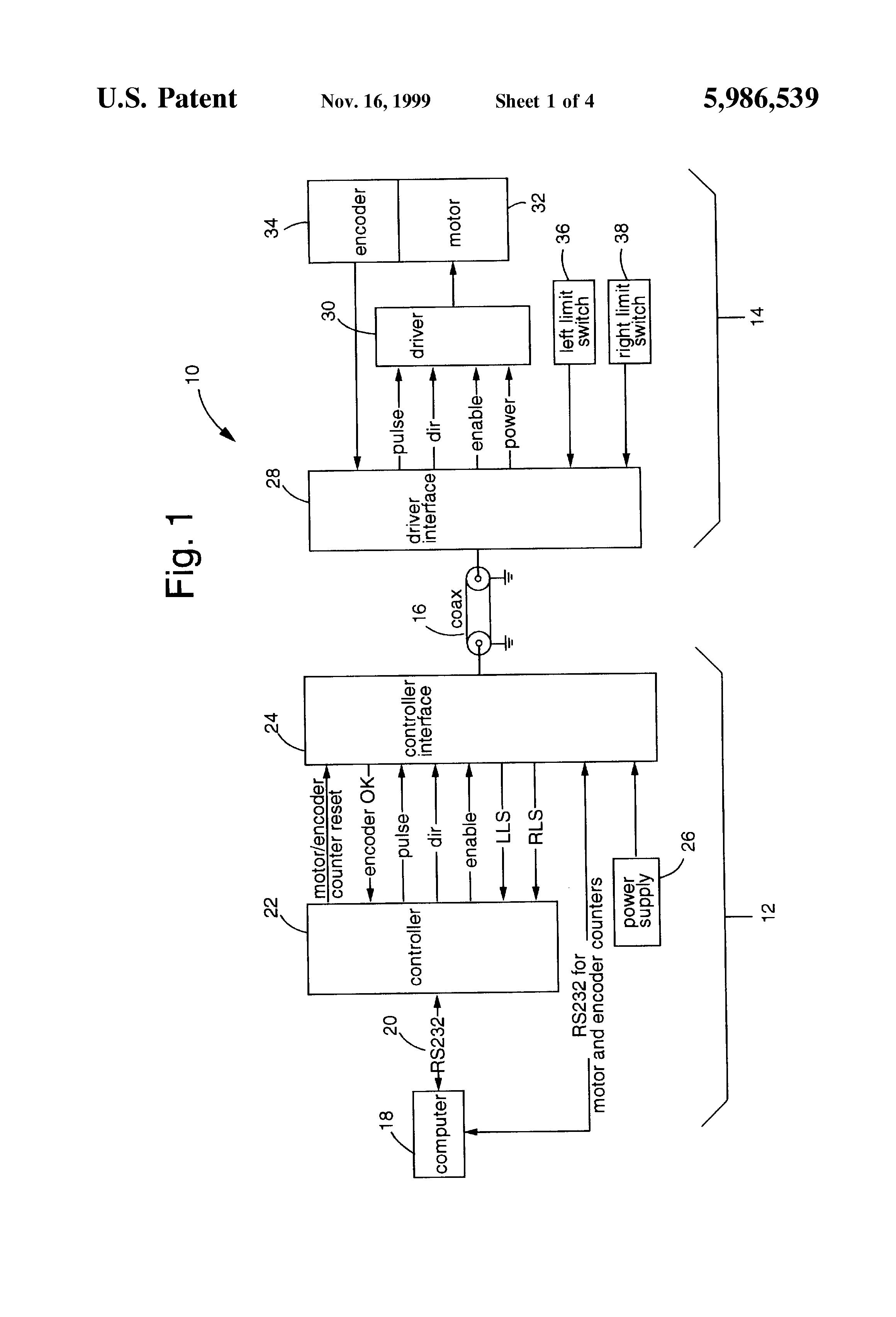 Patent US5986539 - Hafe-duplex two-wire DC power-line communication ...