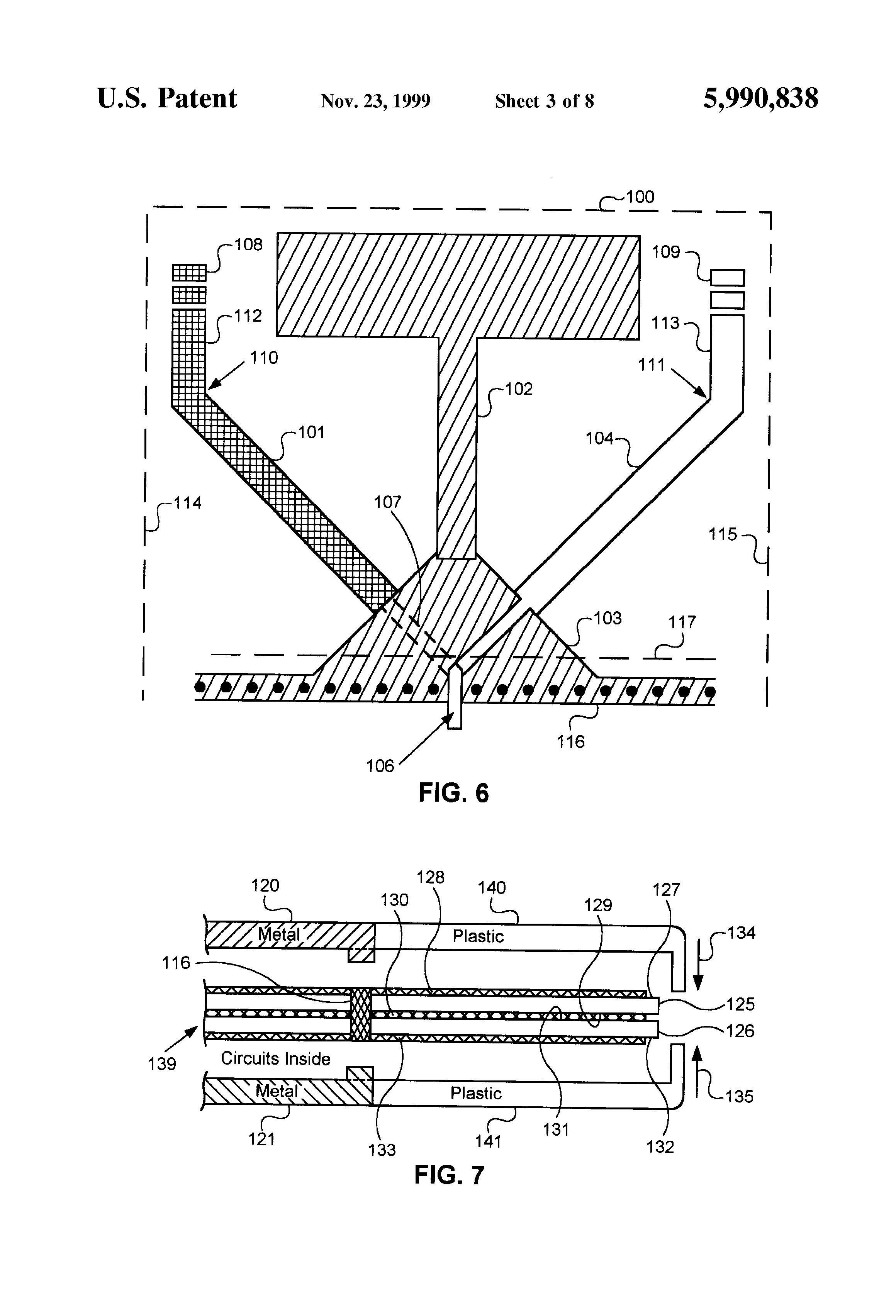 patent us5990838