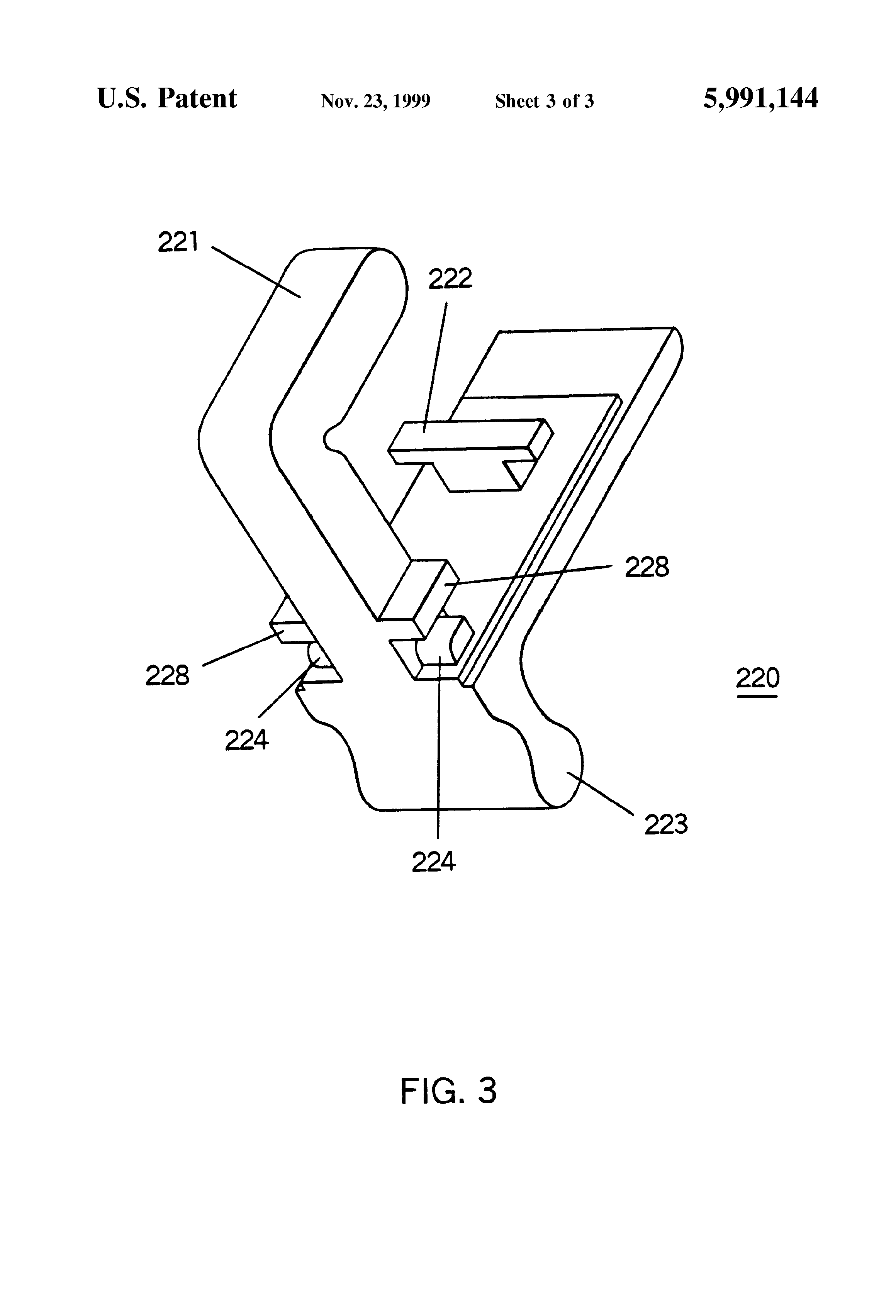 Patent Us5991144 Circuit For Tripping Breaker Google Patents Reed Relay Contact Protection Diagram 3 Drawing