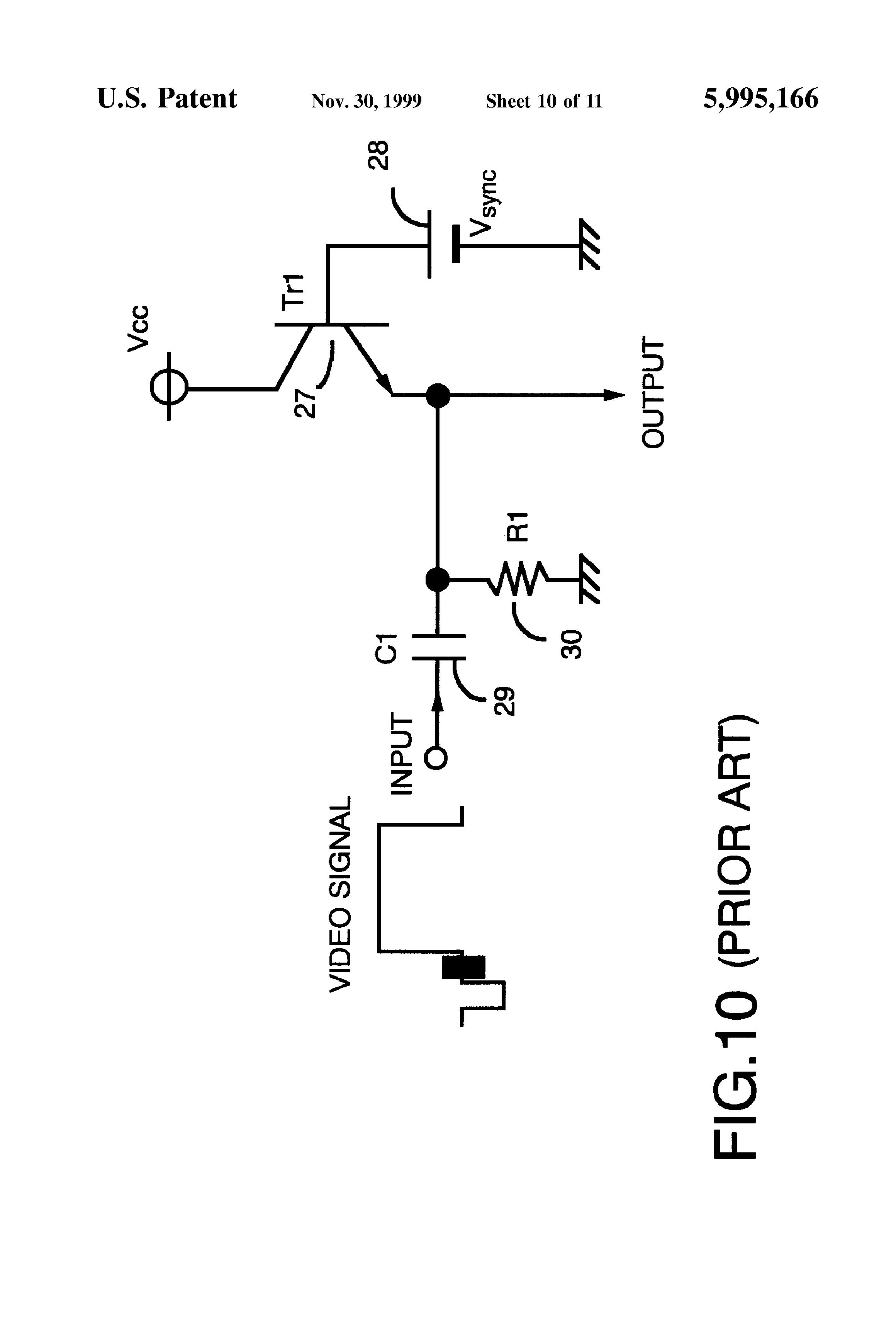 patent us5995166