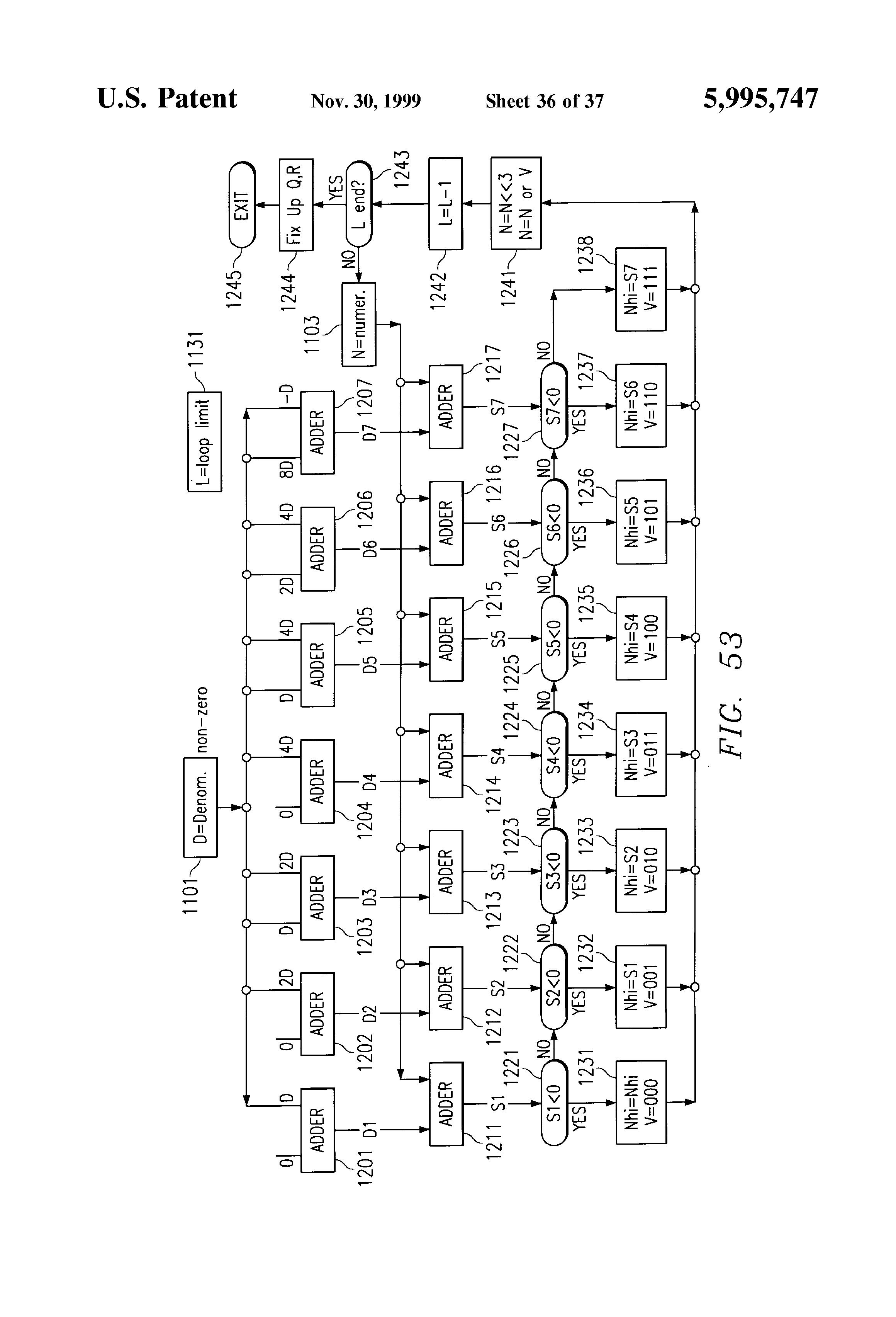 patent us5995747