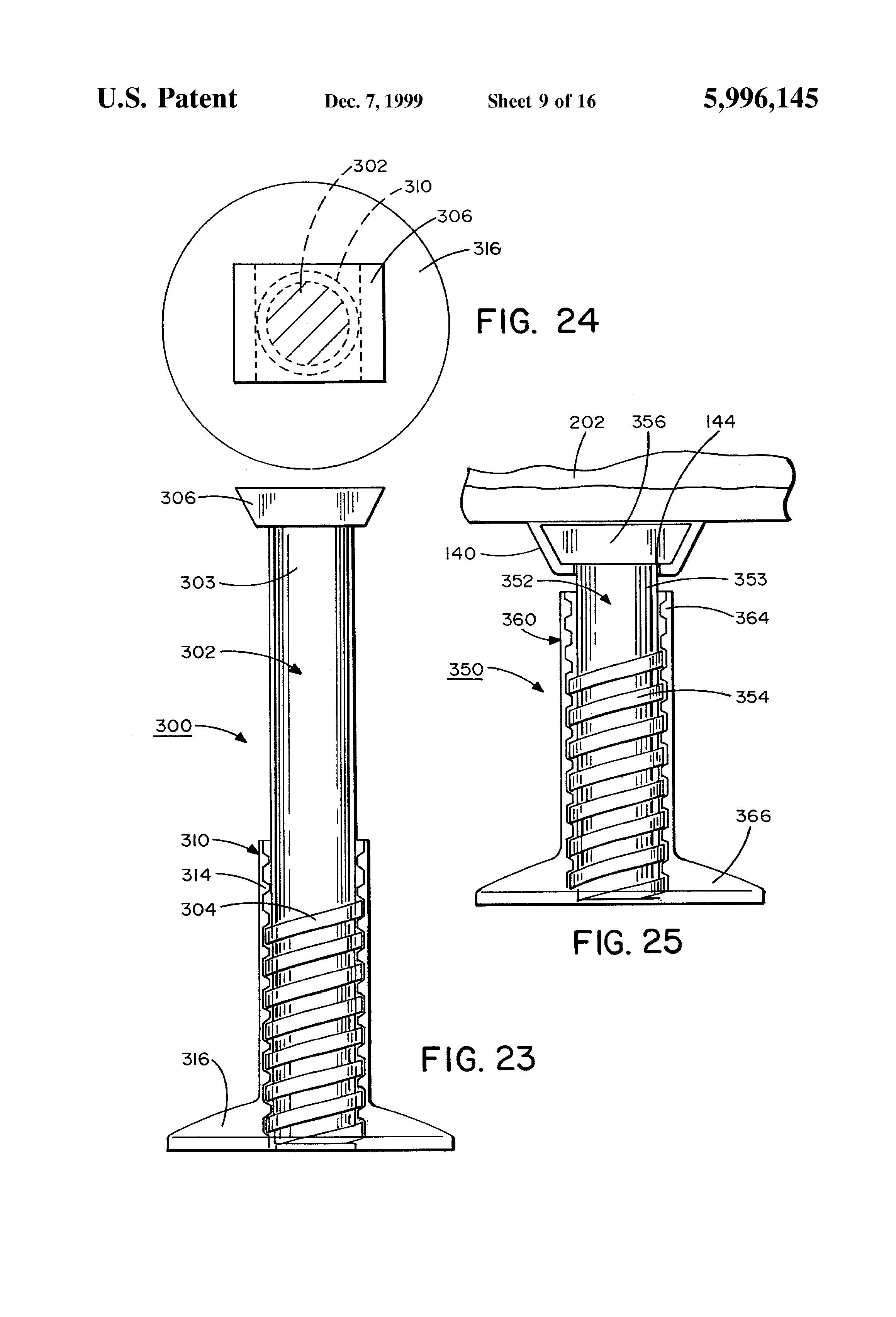 Superb Patent Drawing