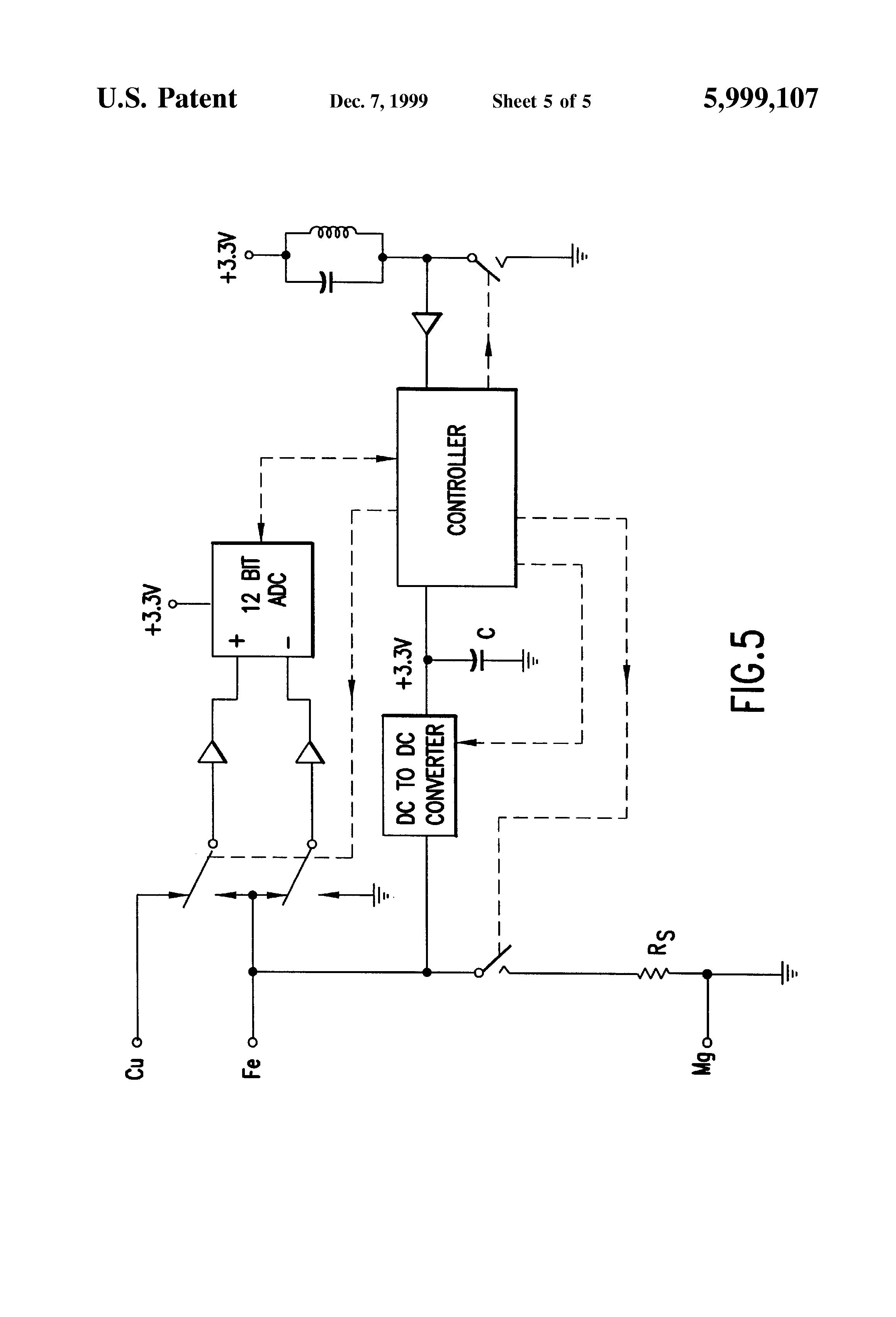 US5999107 5 patent us5999107 remote cathodic protection monitoring system cathodic protection rectifier wiring diagram at suagrazia.org