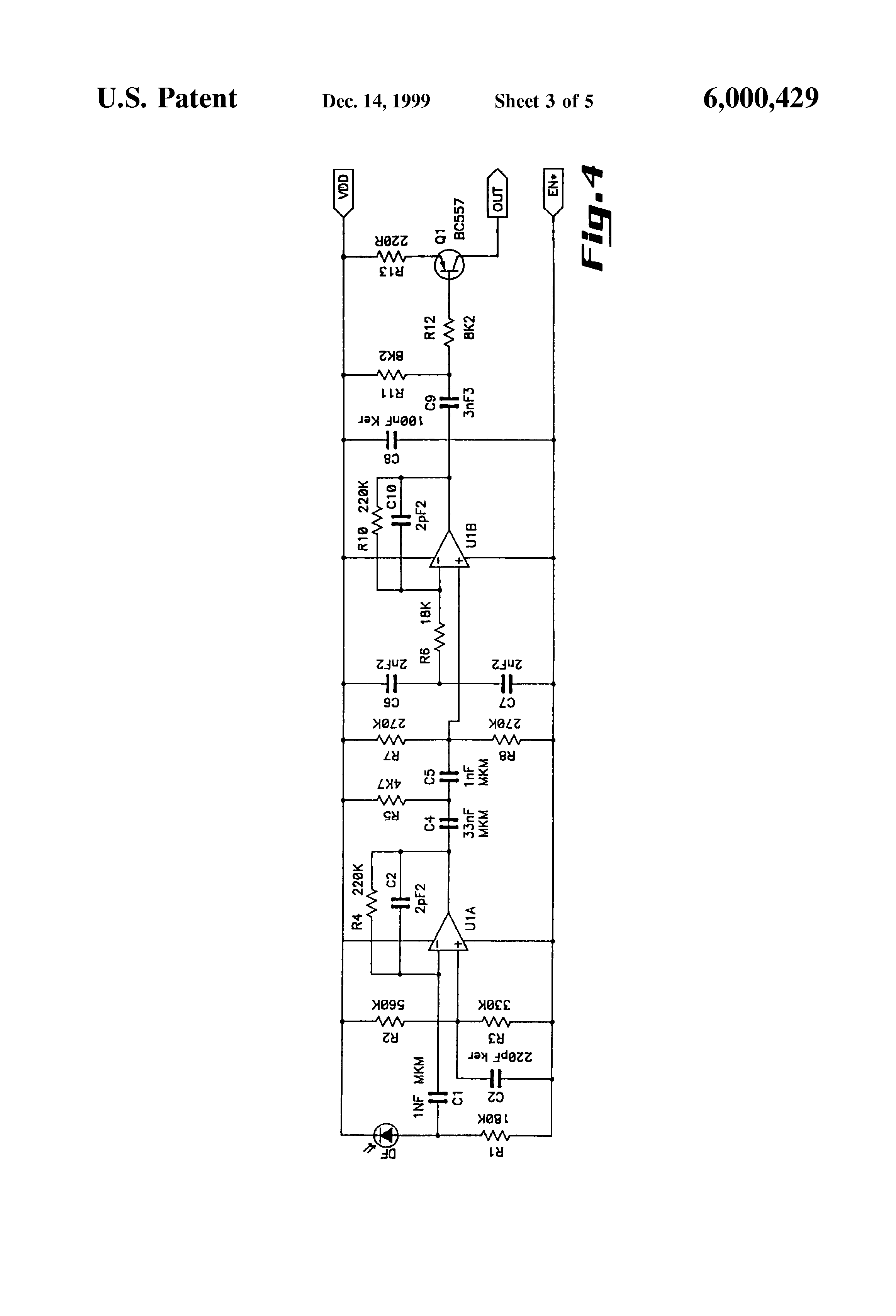 Patent Us6000429 Device For Controlling A Series Of