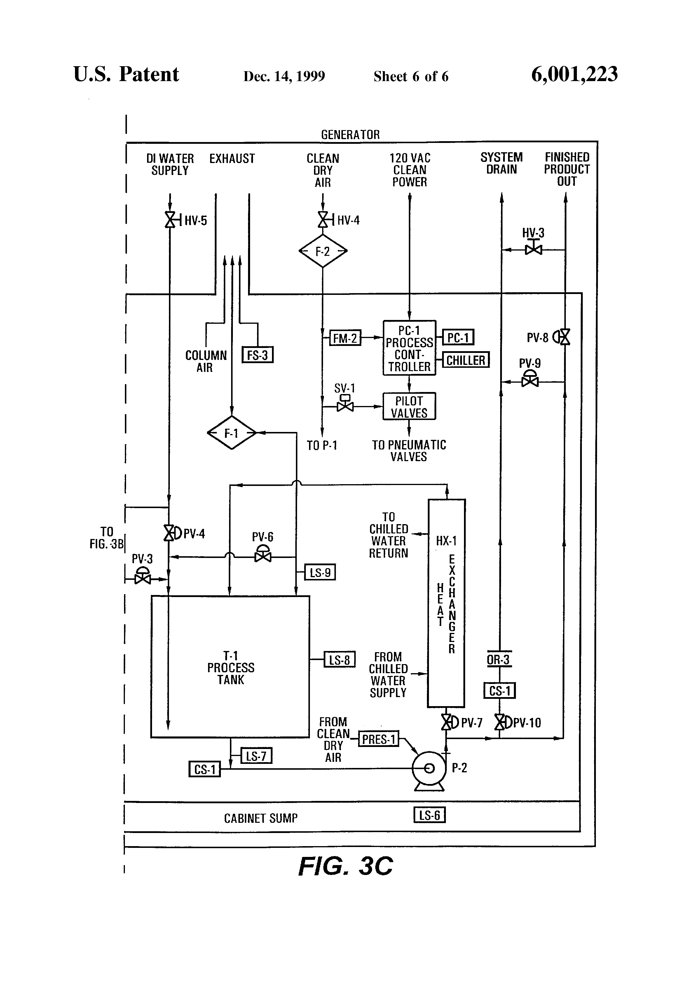 Patent us6001223 on site ammonia purification for semiconductor patent drawing gamestrikefo Image collections