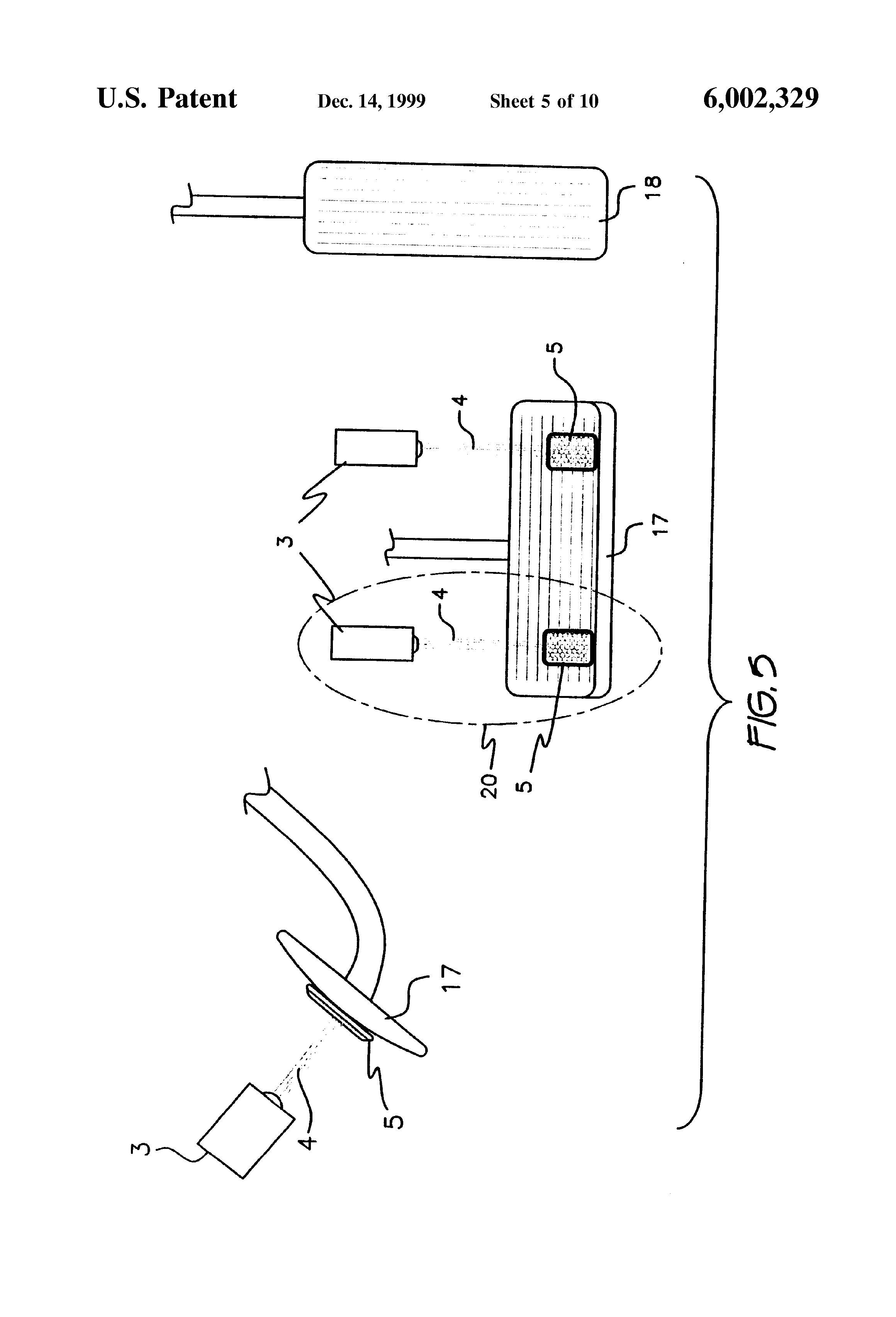 Patent US Early Warning Braking System Google Patents - Car signs on dashboardrobert jacek google
