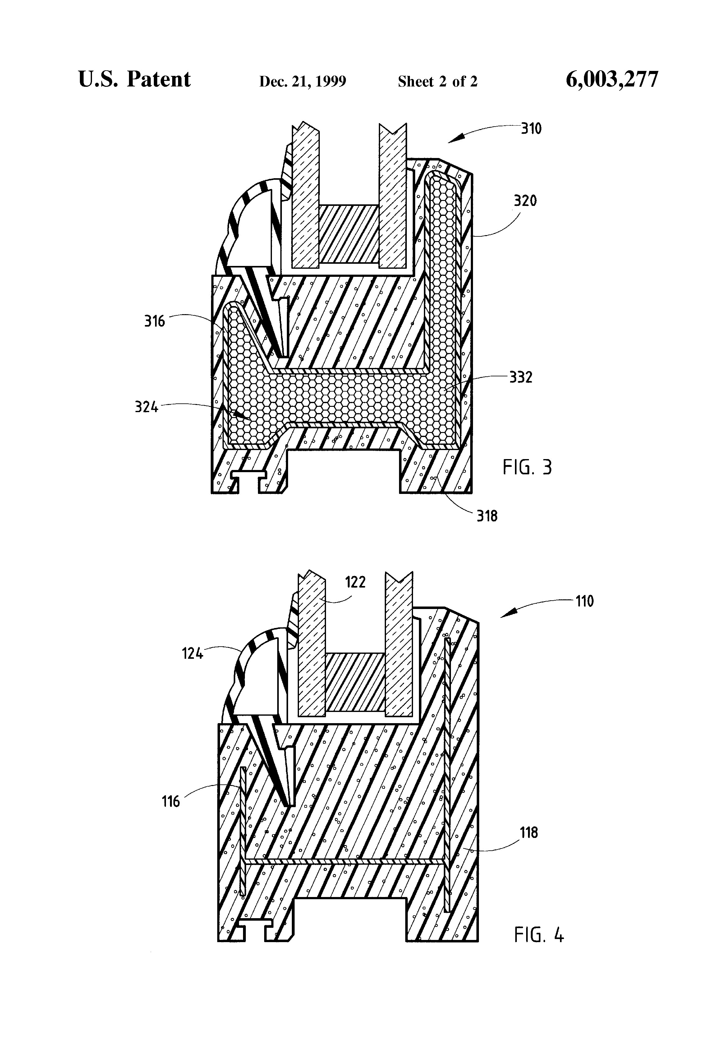 Cellular pvc window construction and technology - Patent Drawing