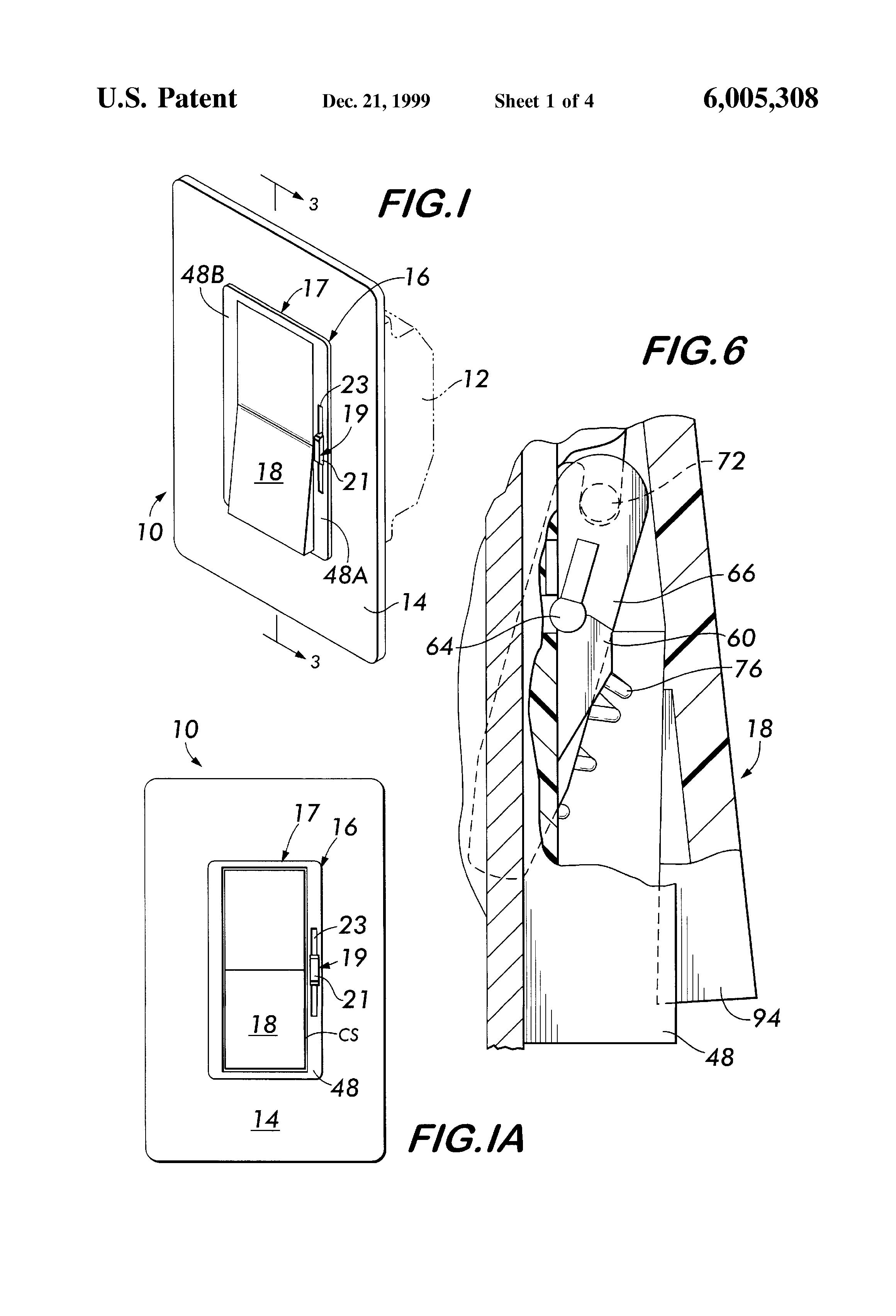 patent us6005308