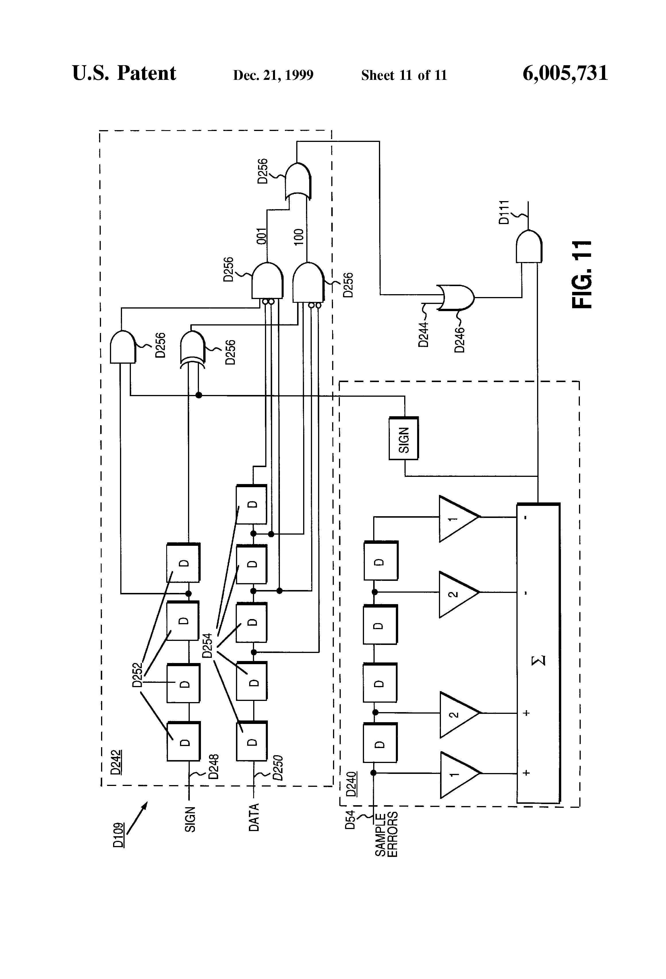 patent us6005731